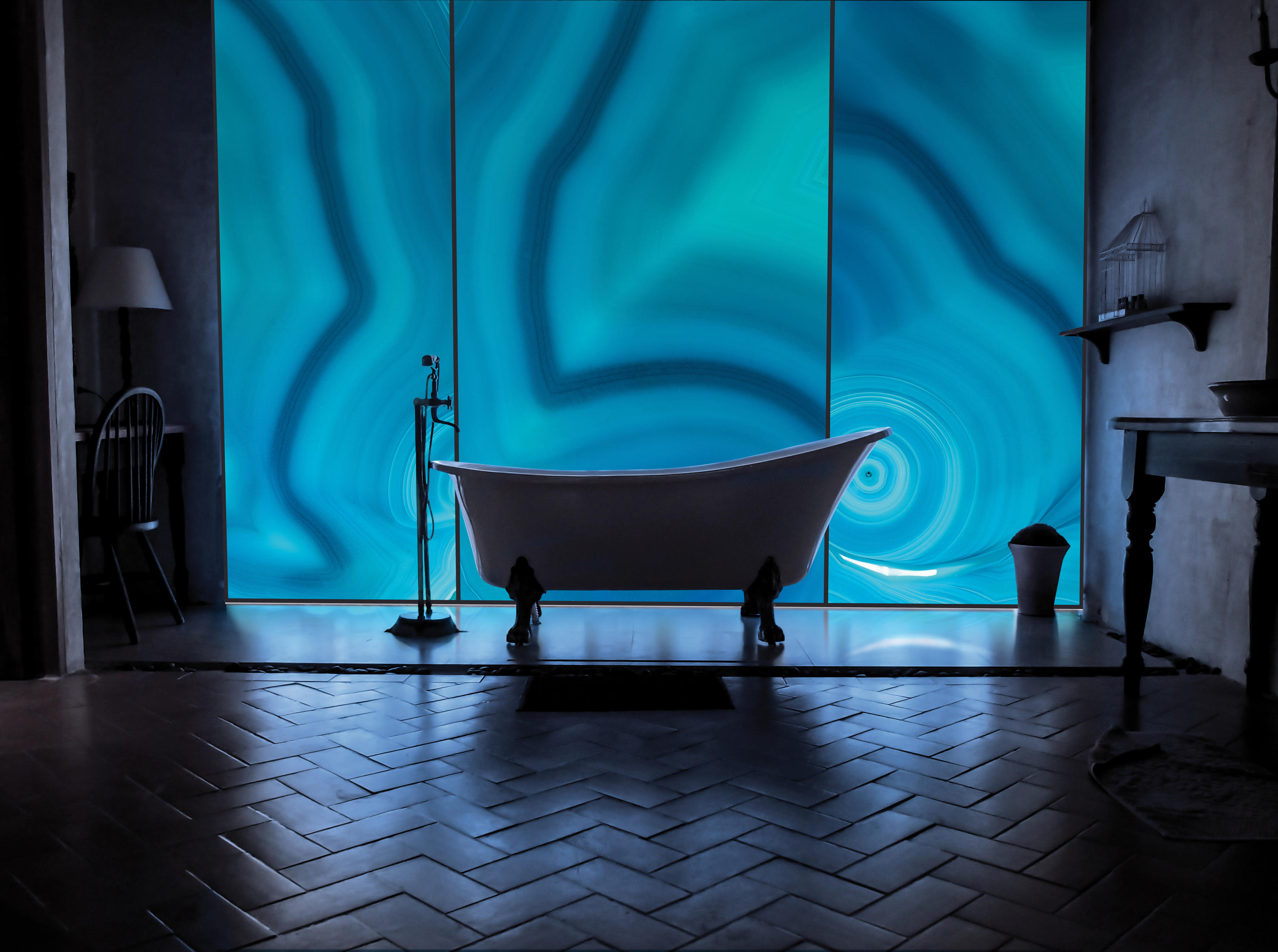 DEEP BLUE - Synthetic panels from TECNOGRAFICA | Architonic