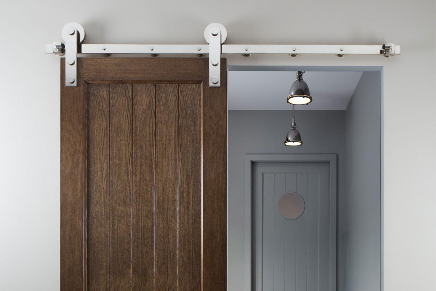 Sliding Barn Door Track : Door tracks sliding track folding