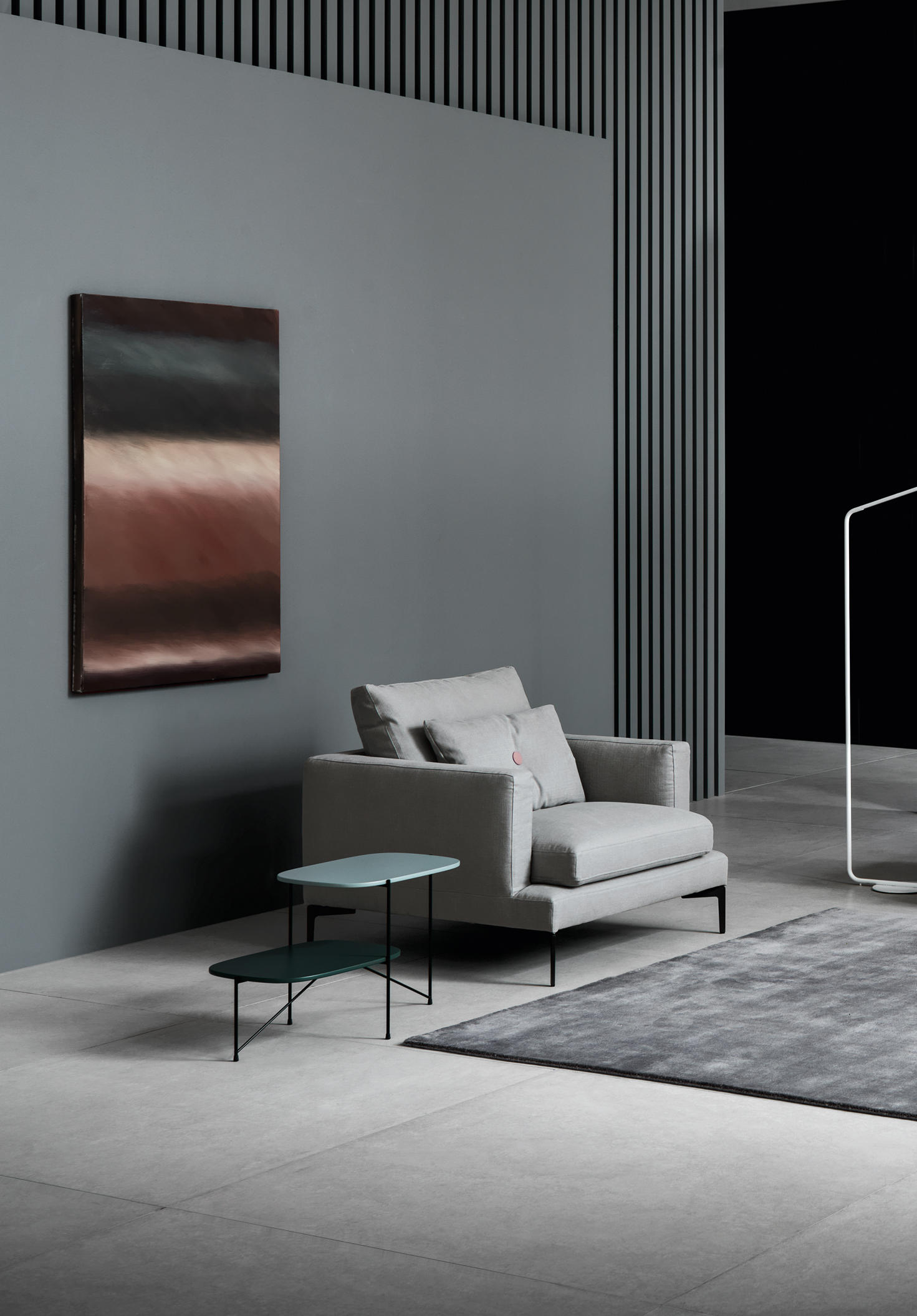 Essentiel Sofa Sofas From Saba Italia Architonic