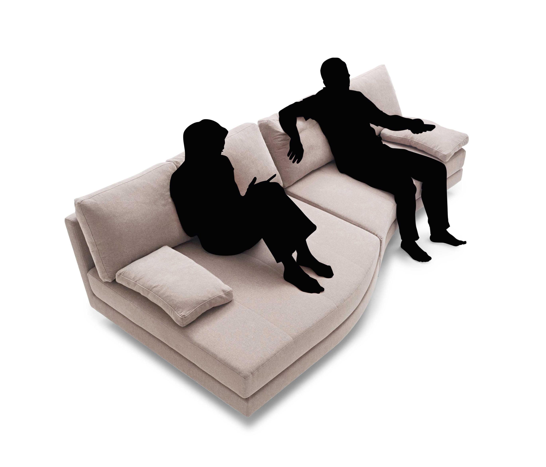 Evans sofas from ditre italia architonic for Prostoria divani