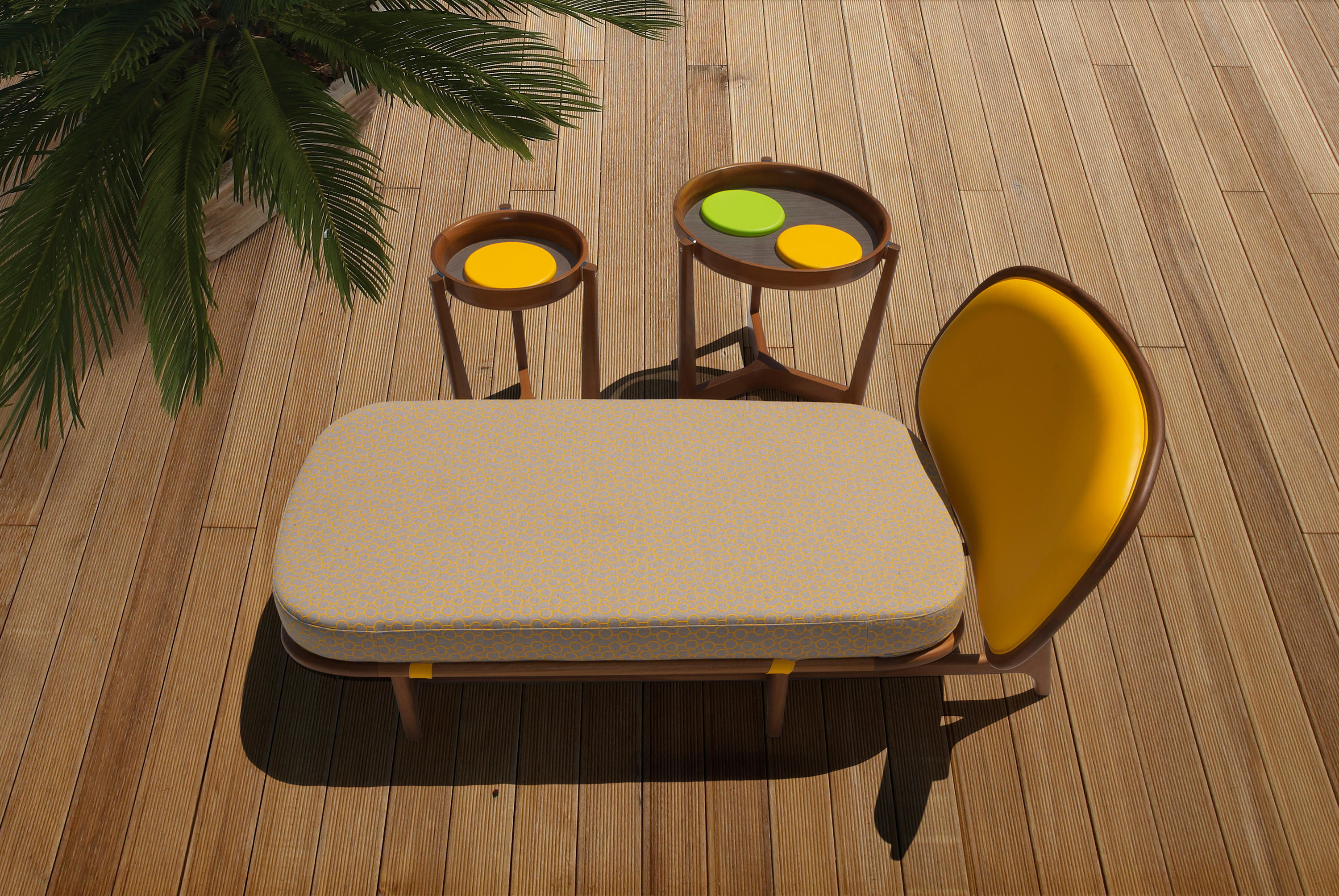 ... 1292 outdoor armchair by Tecni Nova