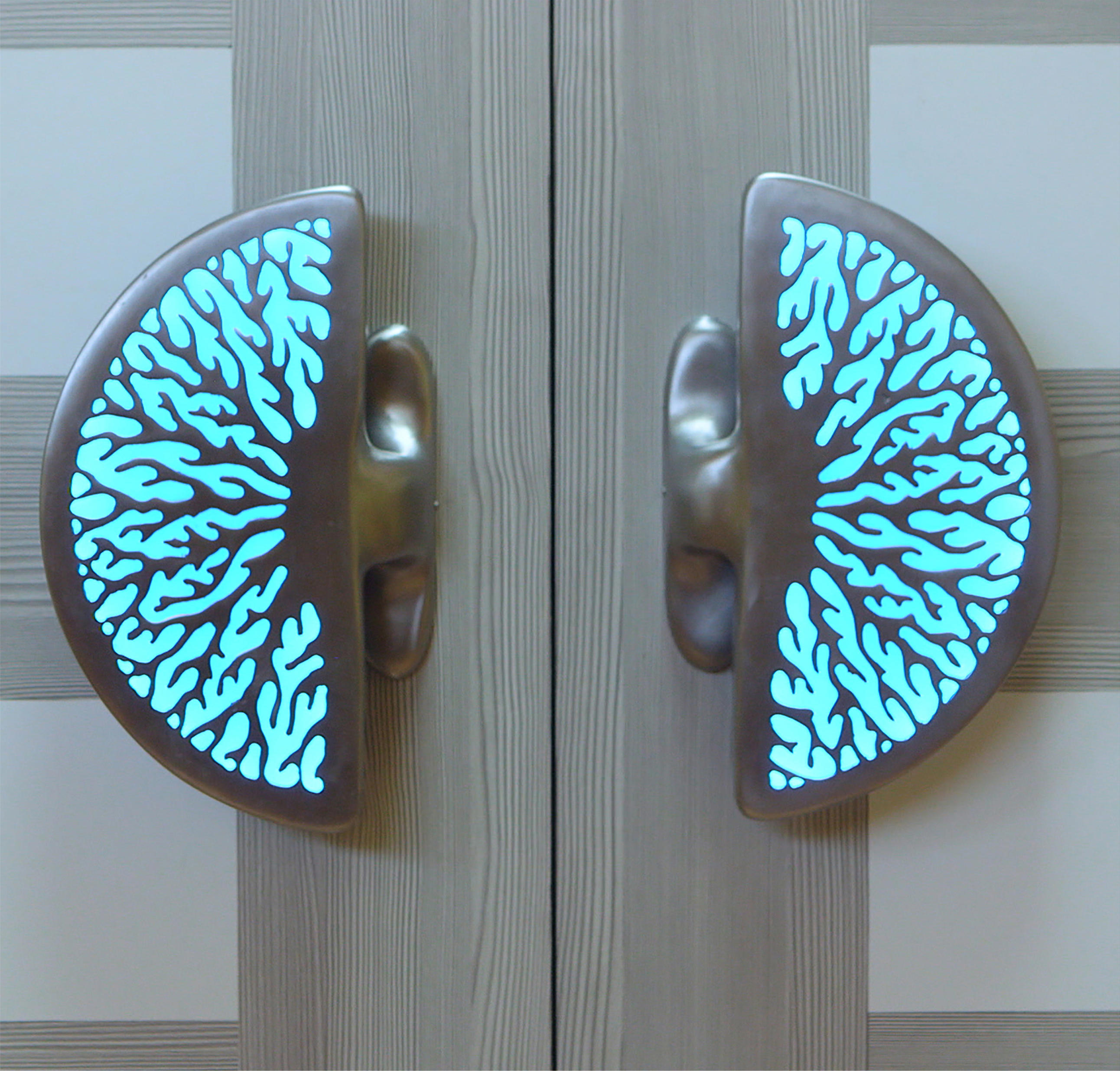 CORAL - ILLUMINATED DOOR HANDLE - Pull handles from Martin Pierce ...