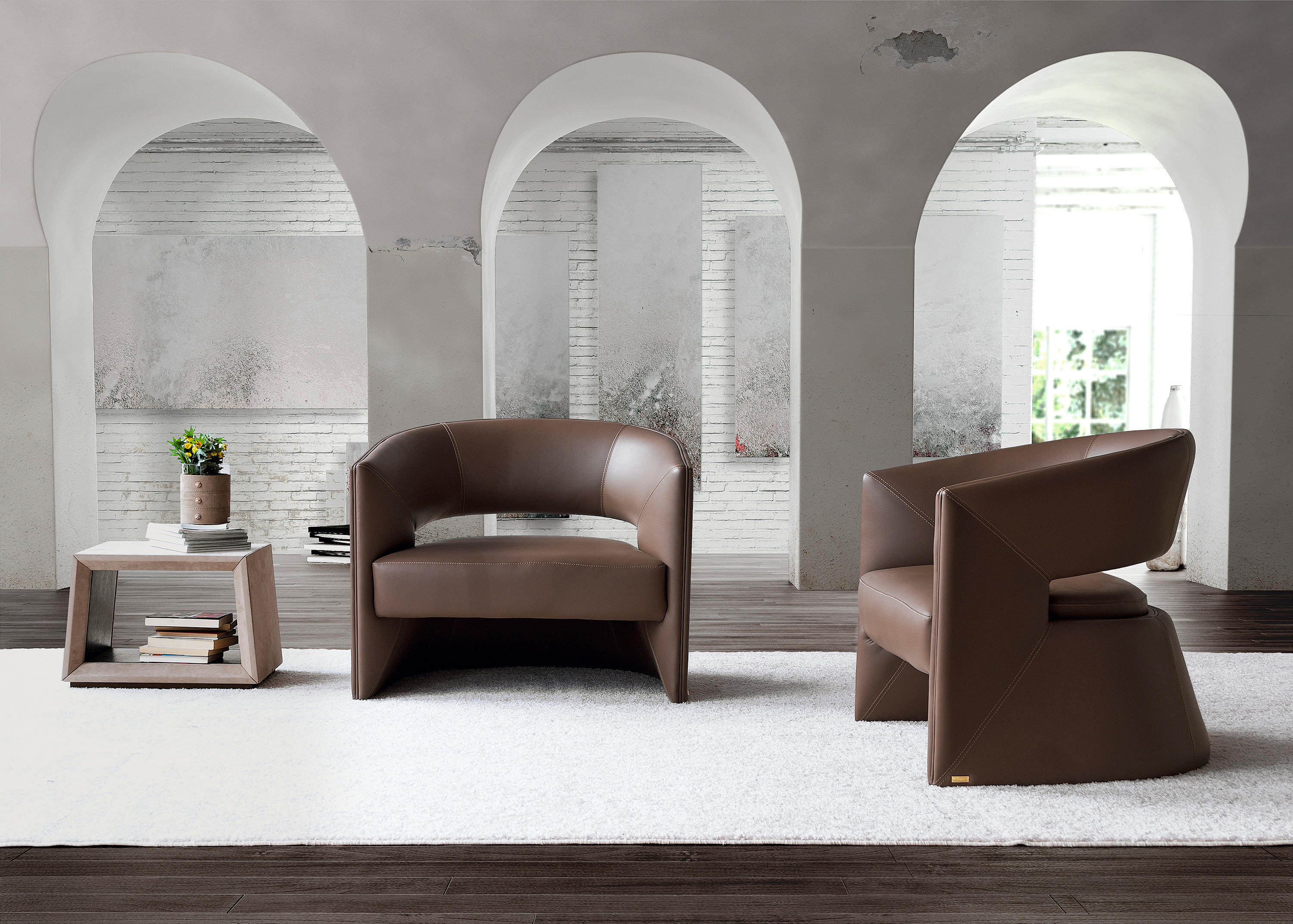 1728 Armchair Armchairs From Tecni Nova Architonic