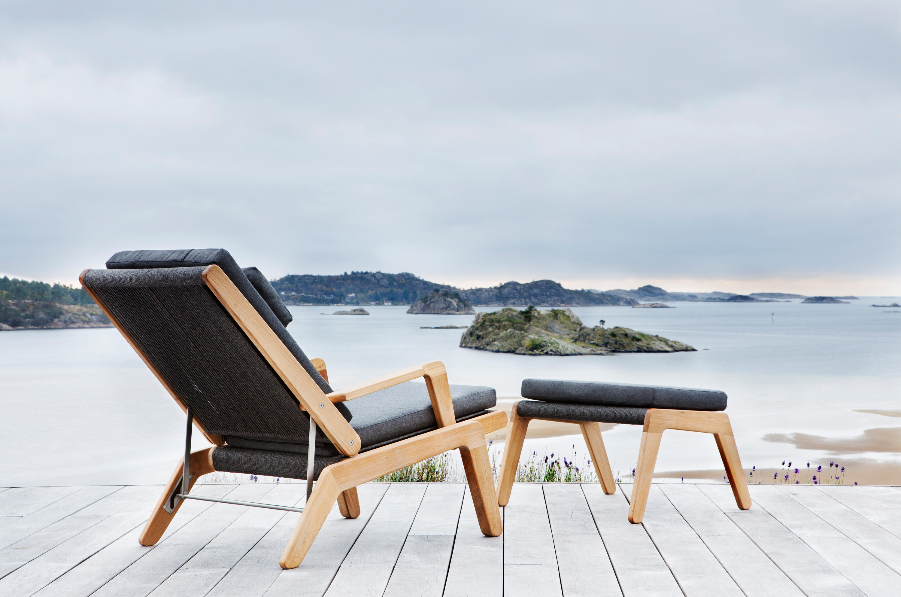 skagen copenhagen armchair garden chairs from oasiq. Black Bedroom Furniture Sets. Home Design Ideas