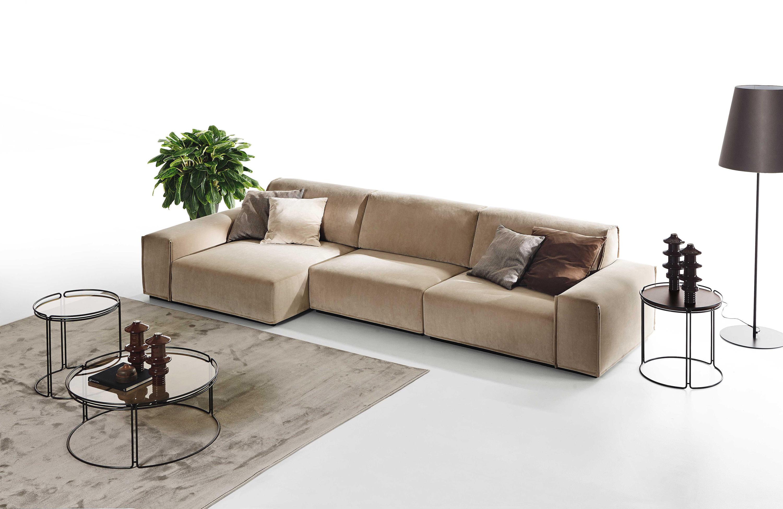 Monolith sofas from ditre italia architonic for Prostoria divani
