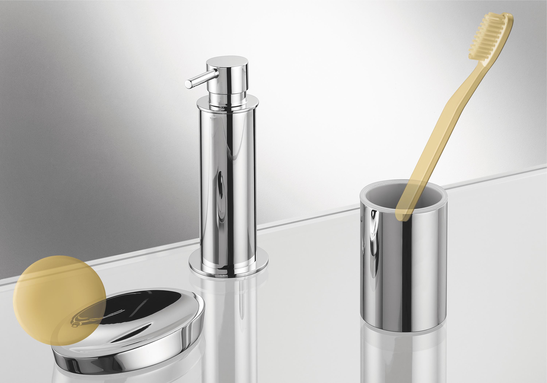 Scopino Da Bagno Design : E se il segreto per un bagno moderno fosse uno scopino tech la