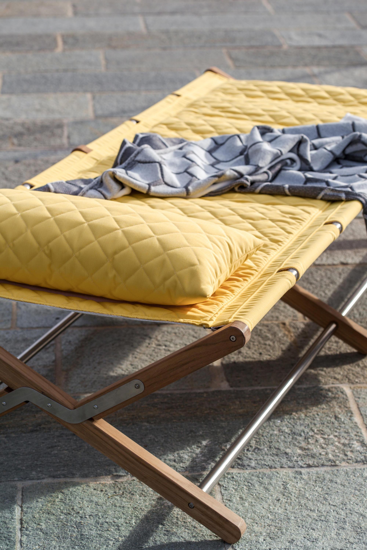 camp cot lit de camp blanc cru m ridiennes de jardin de unopi architonic. Black Bedroom Furniture Sets. Home Design Ideas