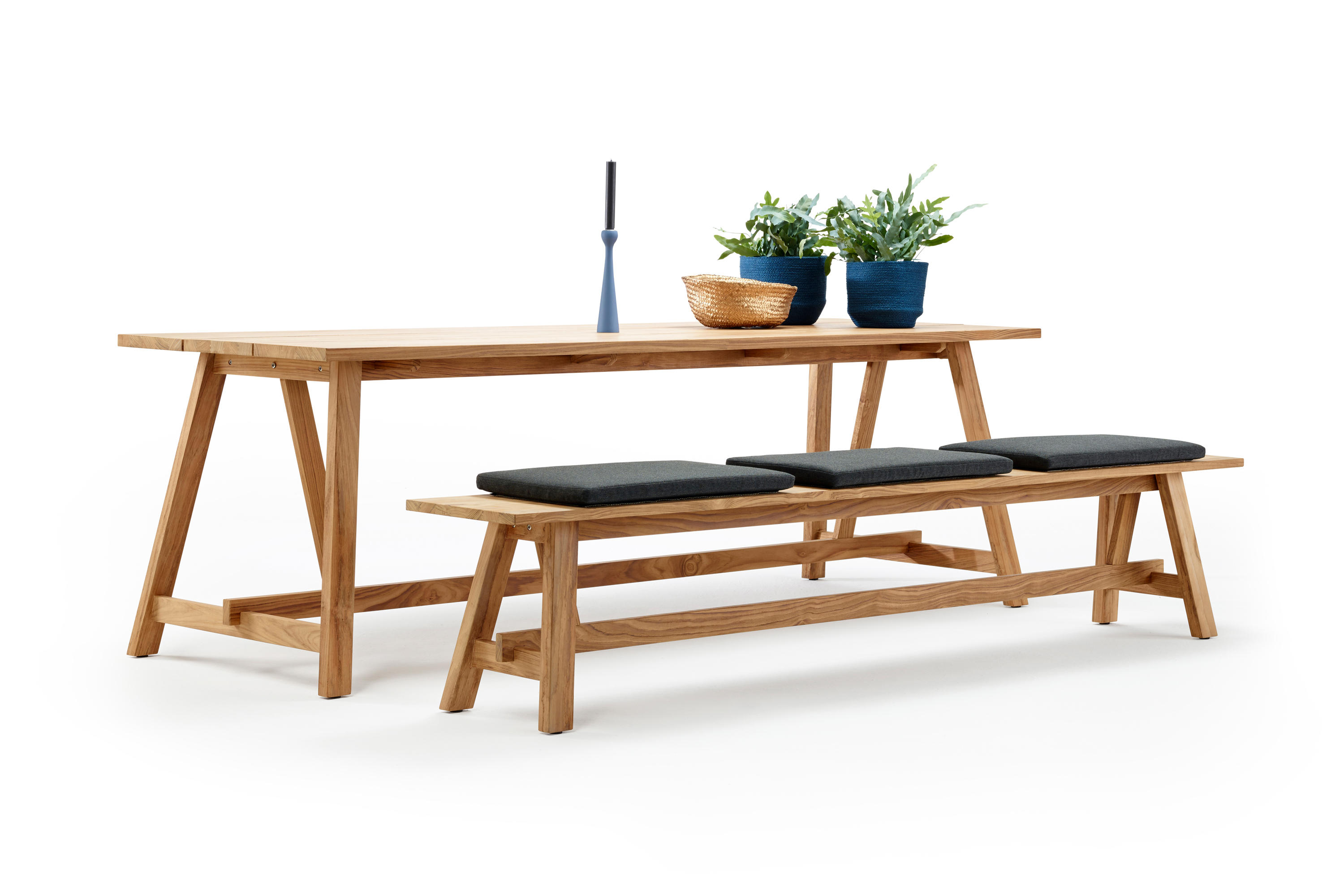 Country Seat Bench Large Garden Benches From Solpuri