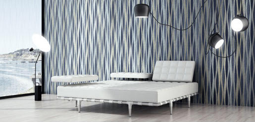 Ella jade wall coverings wallpapers from luxe surfaces architonic - Patty madden wallpaper ...