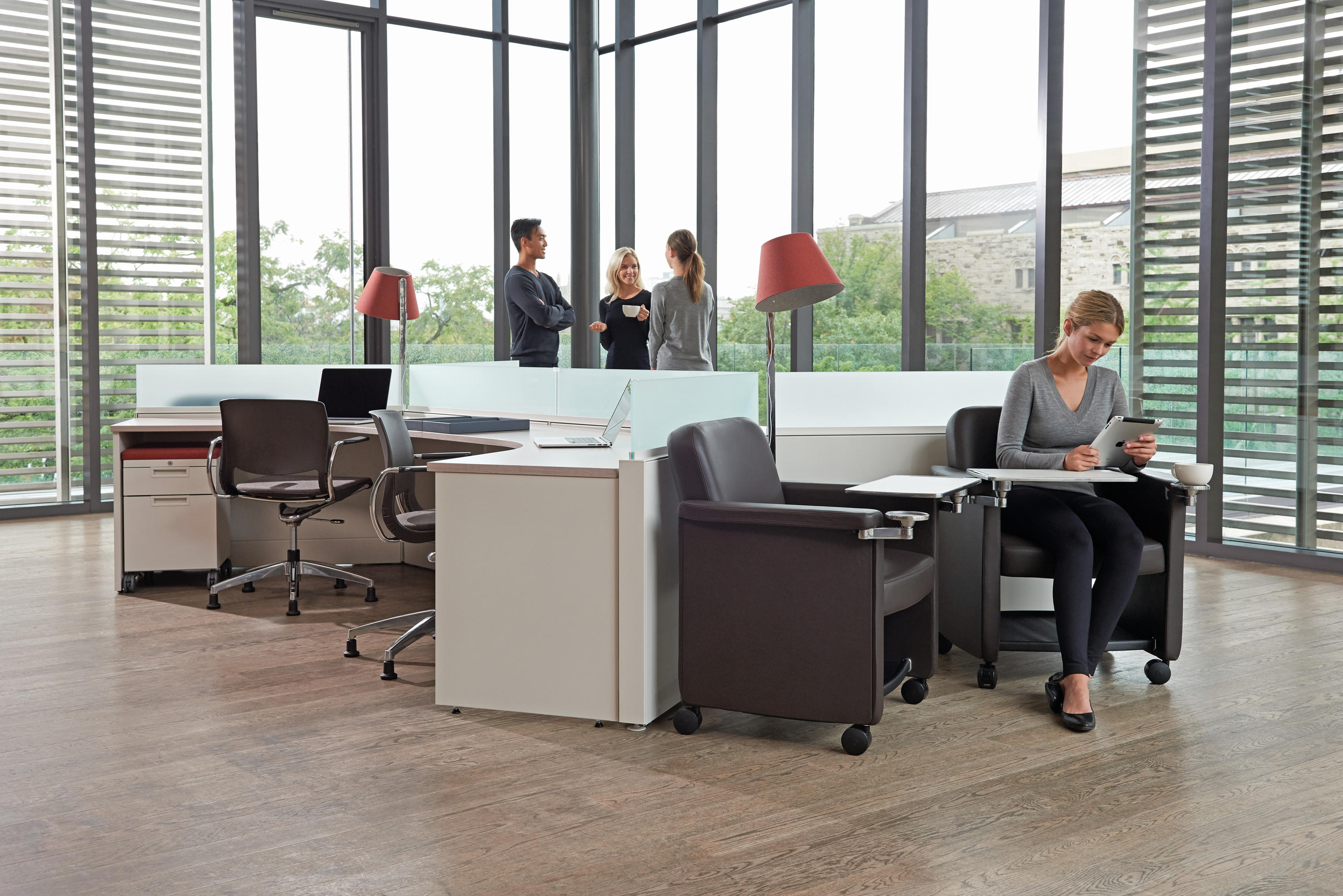 Belize multipurpose chairs from teknion architonic for Furniture 08054