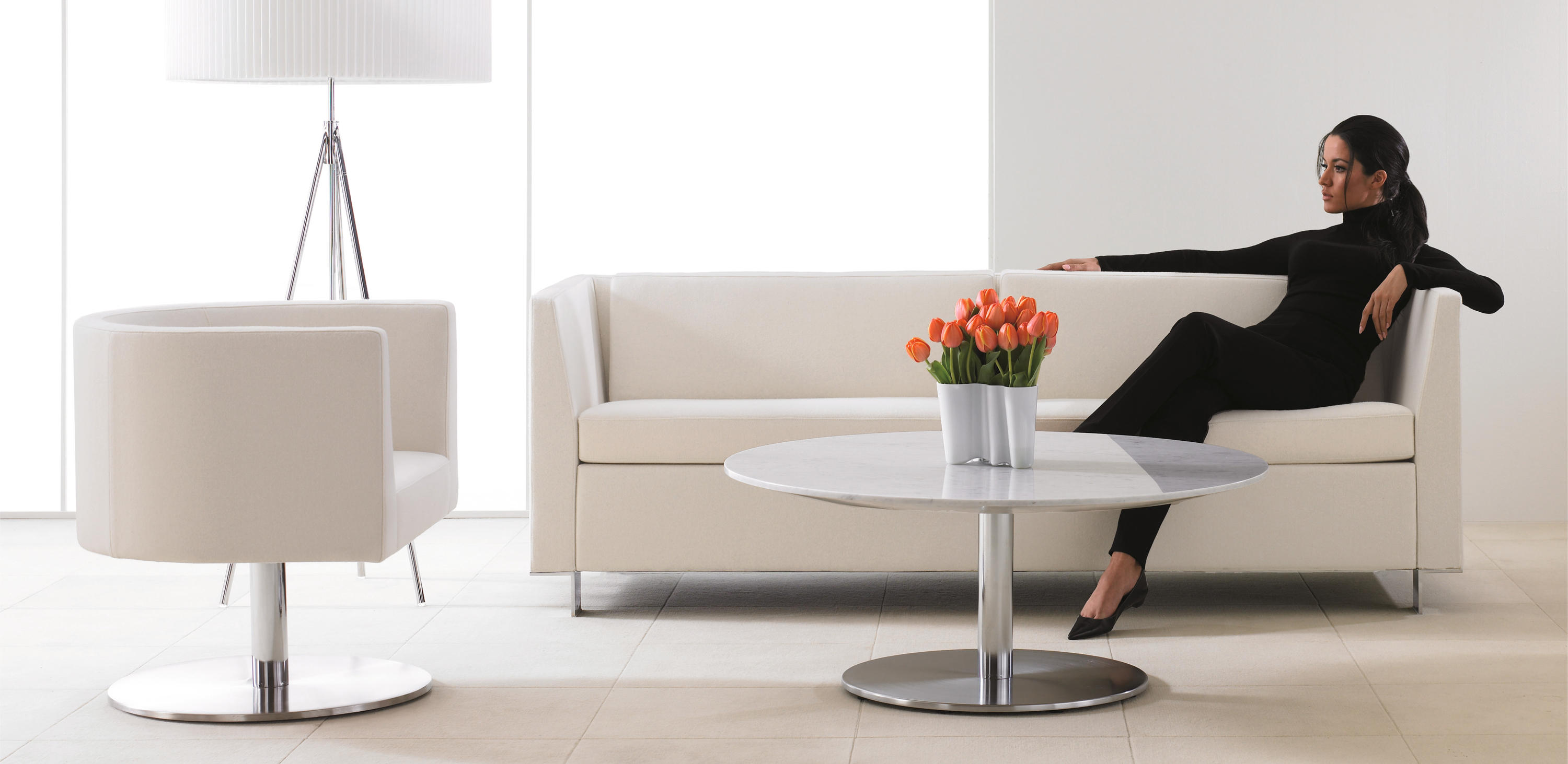 Vignette Armchairs From Teknion Architonic