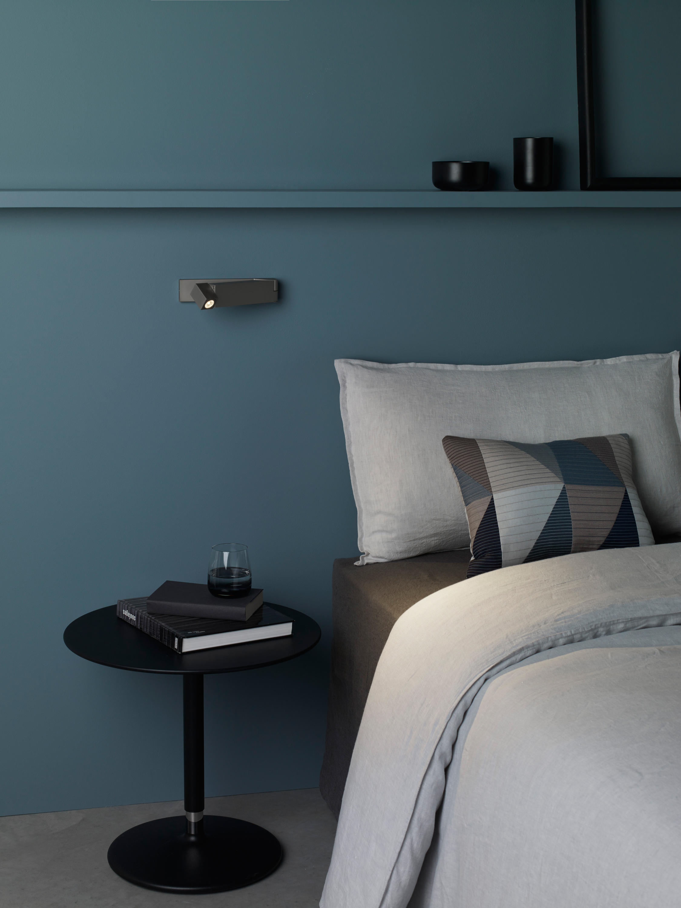 tosca led wall mounted spotlights from astro lighting. Black Bedroom Furniture Sets. Home Design Ideas