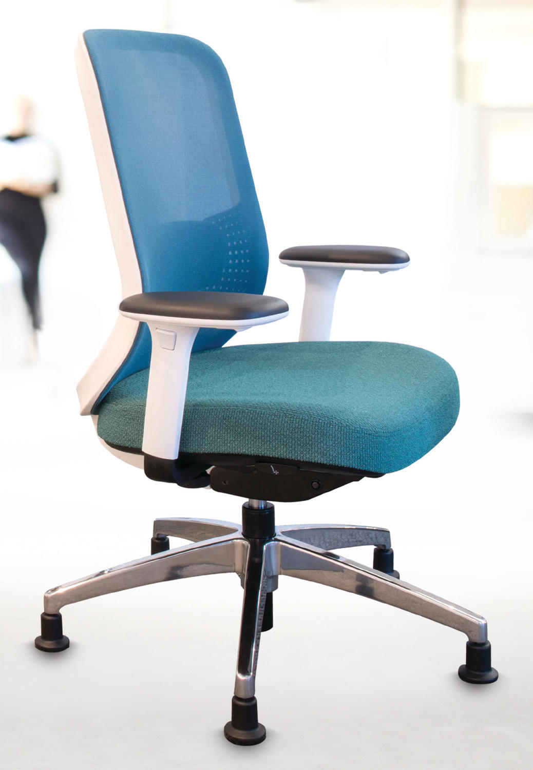PROJEK TASK CHAIR - Office chairs from Teknion | Architonic