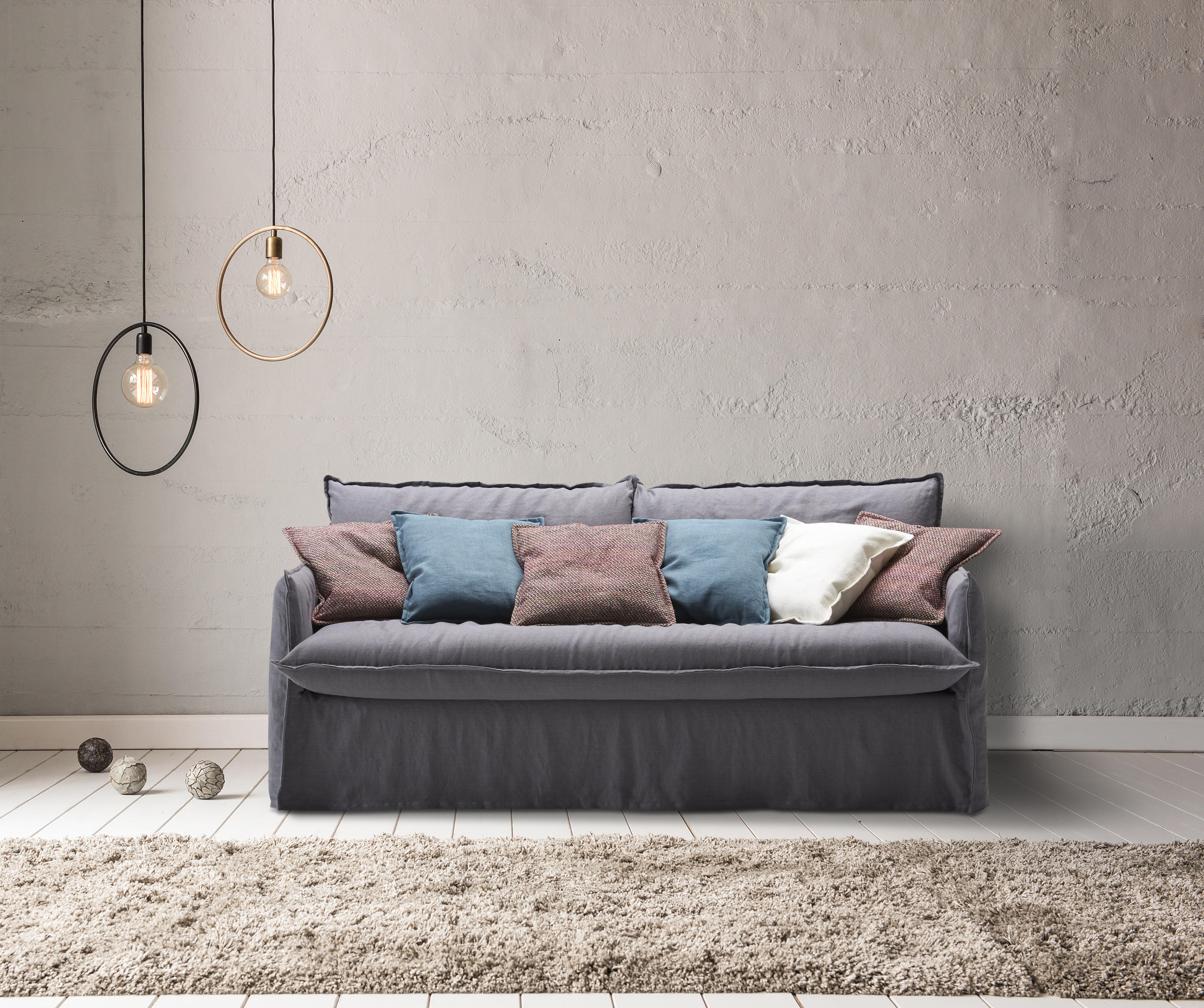 clarke sofa beds from milano bedding architonic. Black Bedroom Furniture Sets. Home Design Ideas
