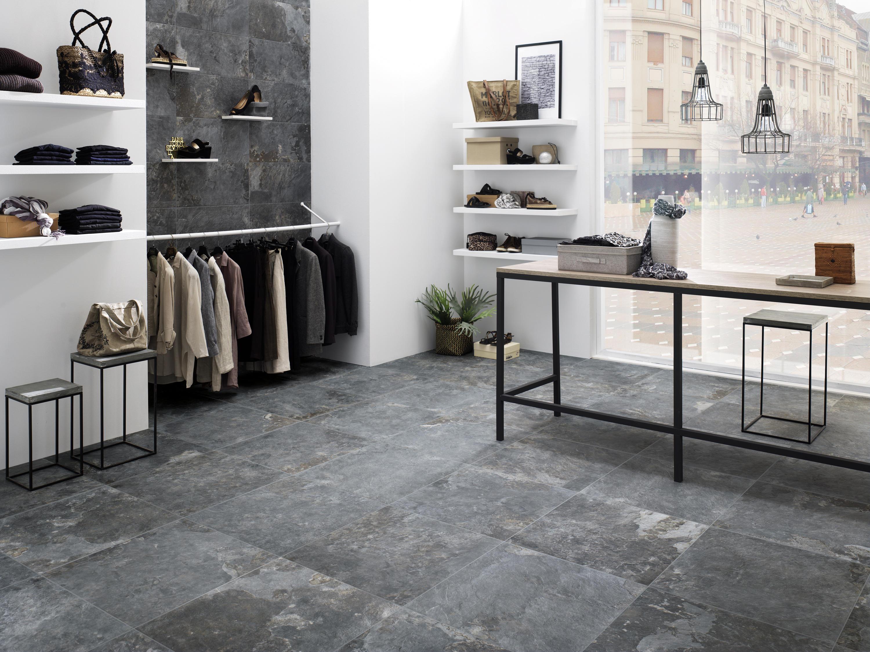 la fabbrica nuslate silver bodenfliesen von la fabbrica architonic. Black Bedroom Furniture Sets. Home Design Ideas