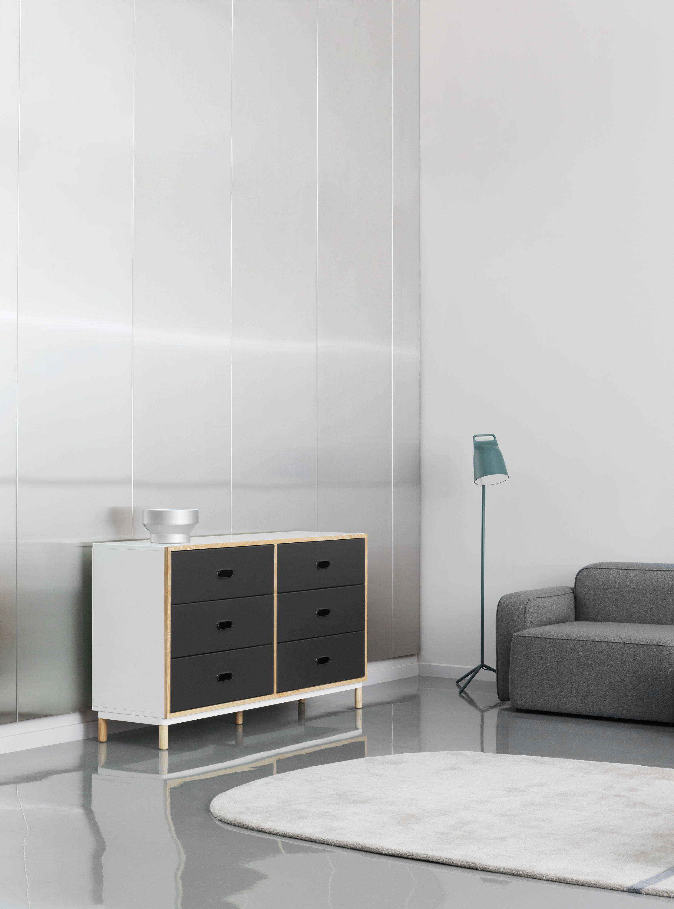 Stage Floor Lamp General Lighting From Normann