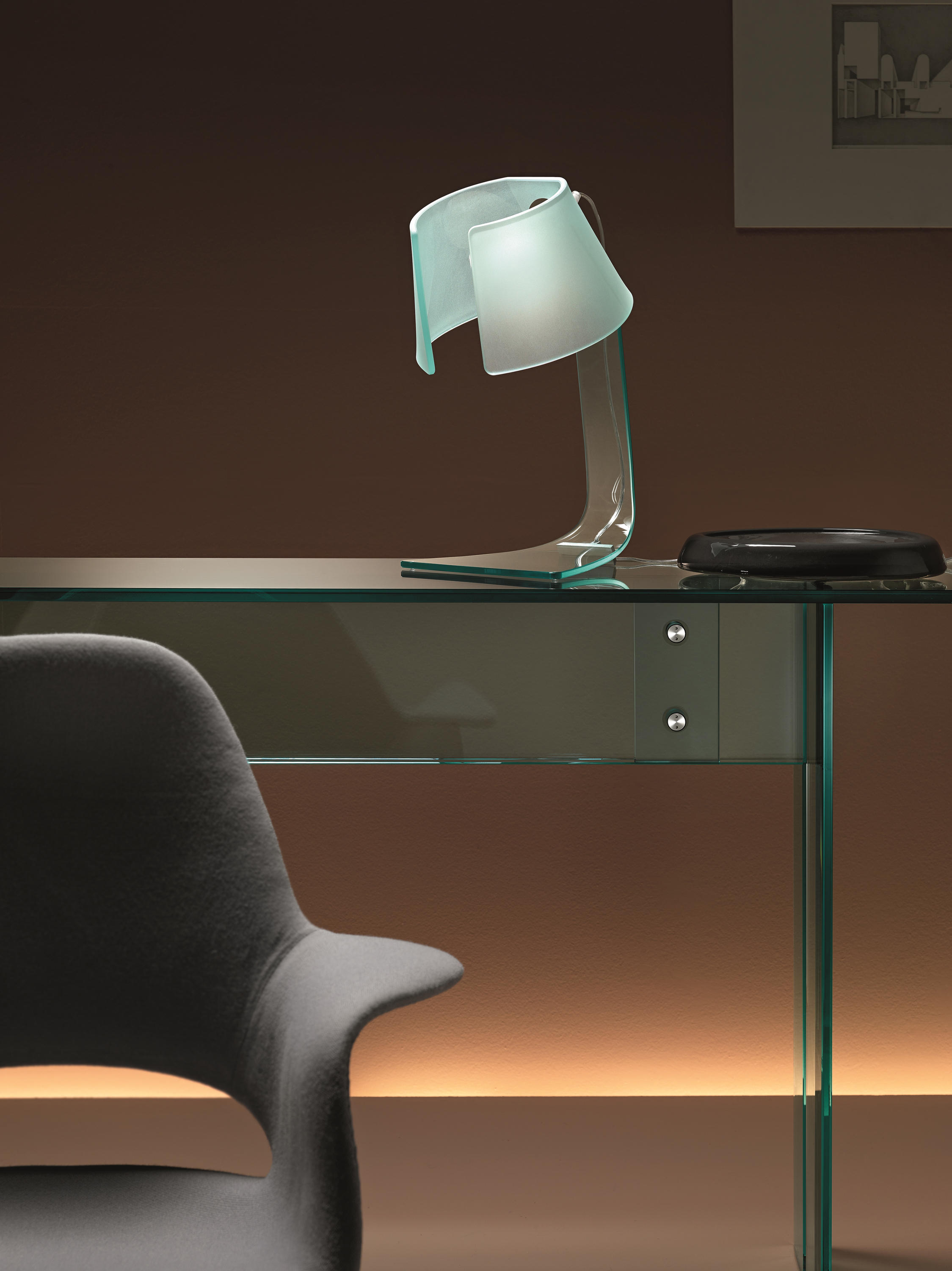 L Astra Table Lights From Fiam Italia Architonic