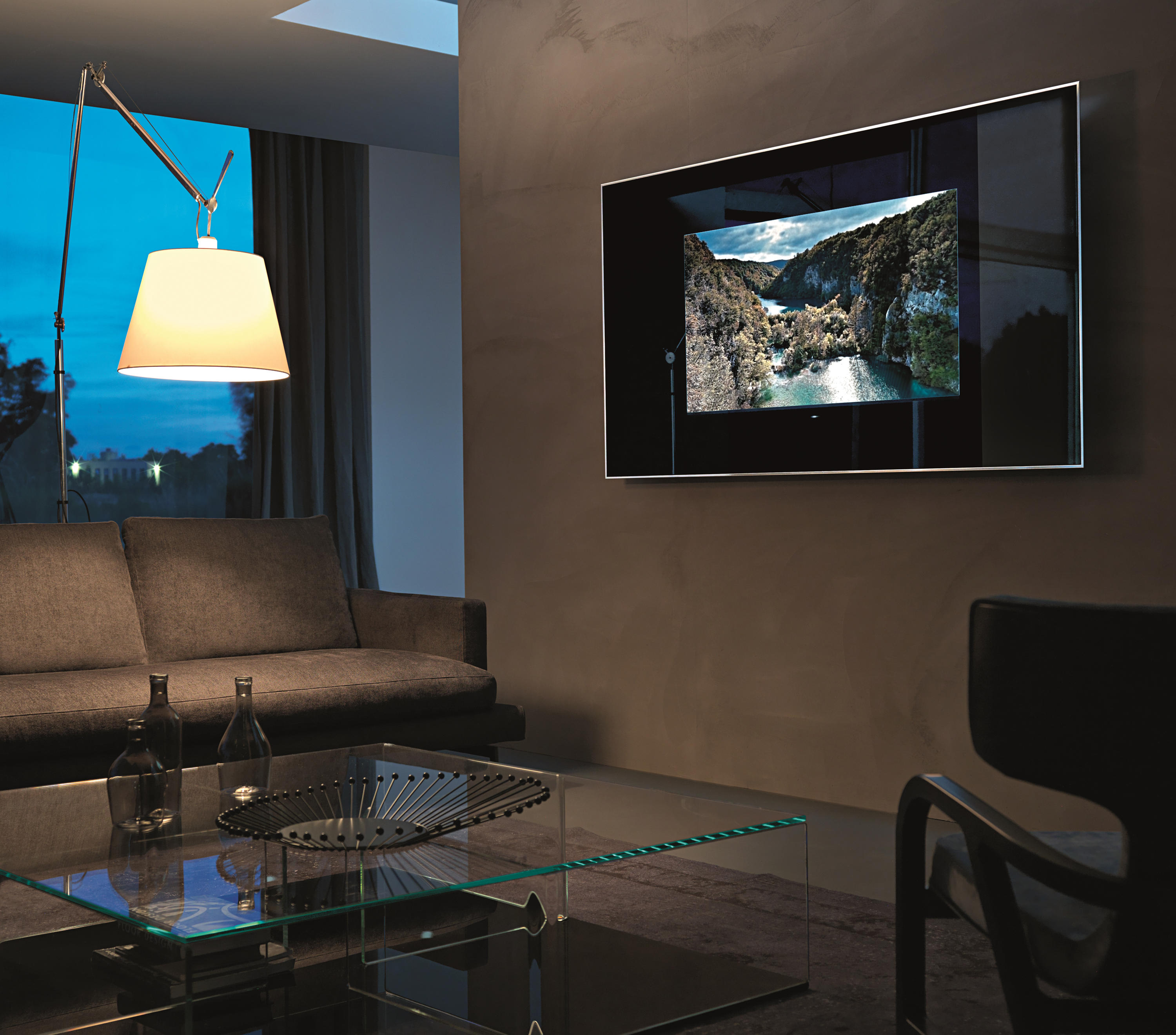Mirage tv spiegel von fiam italia architonic for Spiegel tv download videos