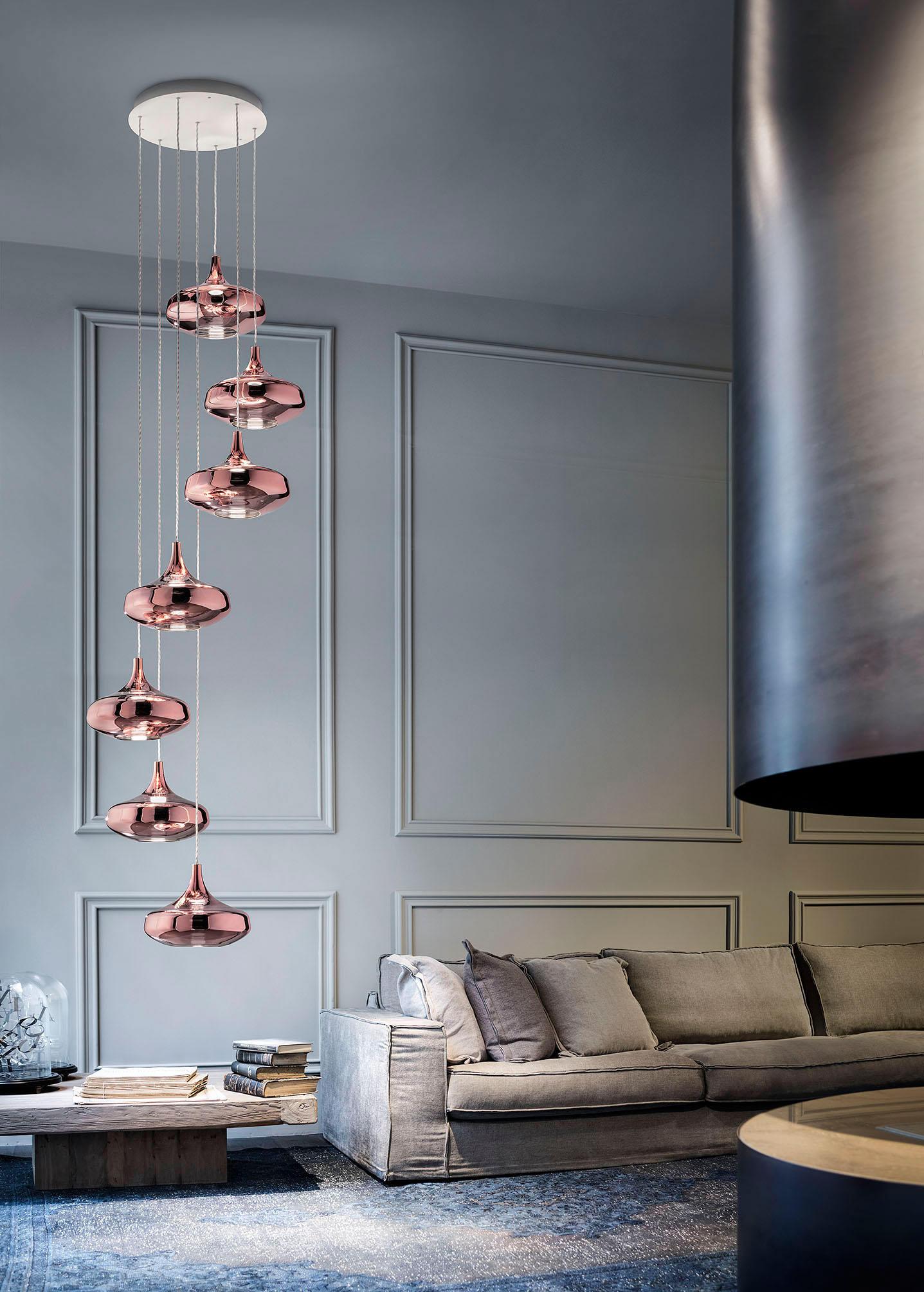 NOSTALGIA - Suspended lights from Studio Italia Design | Architonic