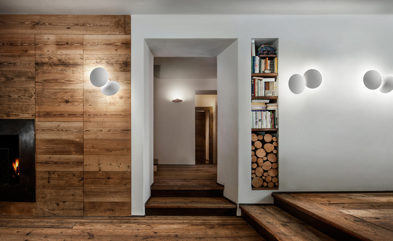 puzzle round wall lights from studio italia design. Black Bedroom Furniture Sets. Home Design Ideas