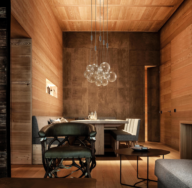 random l mparas de suspensi n de studio italia design. Black Bedroom Furniture Sets. Home Design Ideas