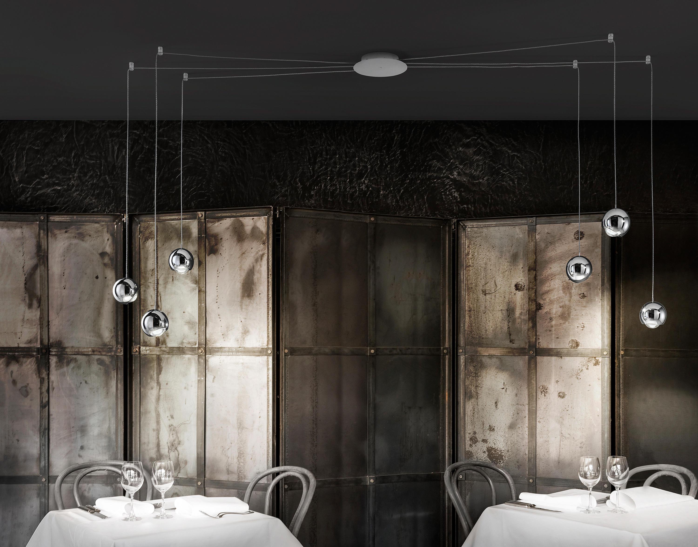 spider iluminaci n general de studio italia design. Black Bedroom Furniture Sets. Home Design Ideas