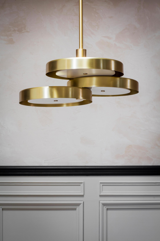 Triarc chandelier general lighting from bert frank architonic triarc chandelier by bert frank triarc chandelier by bert frank arubaitofo Gallery
