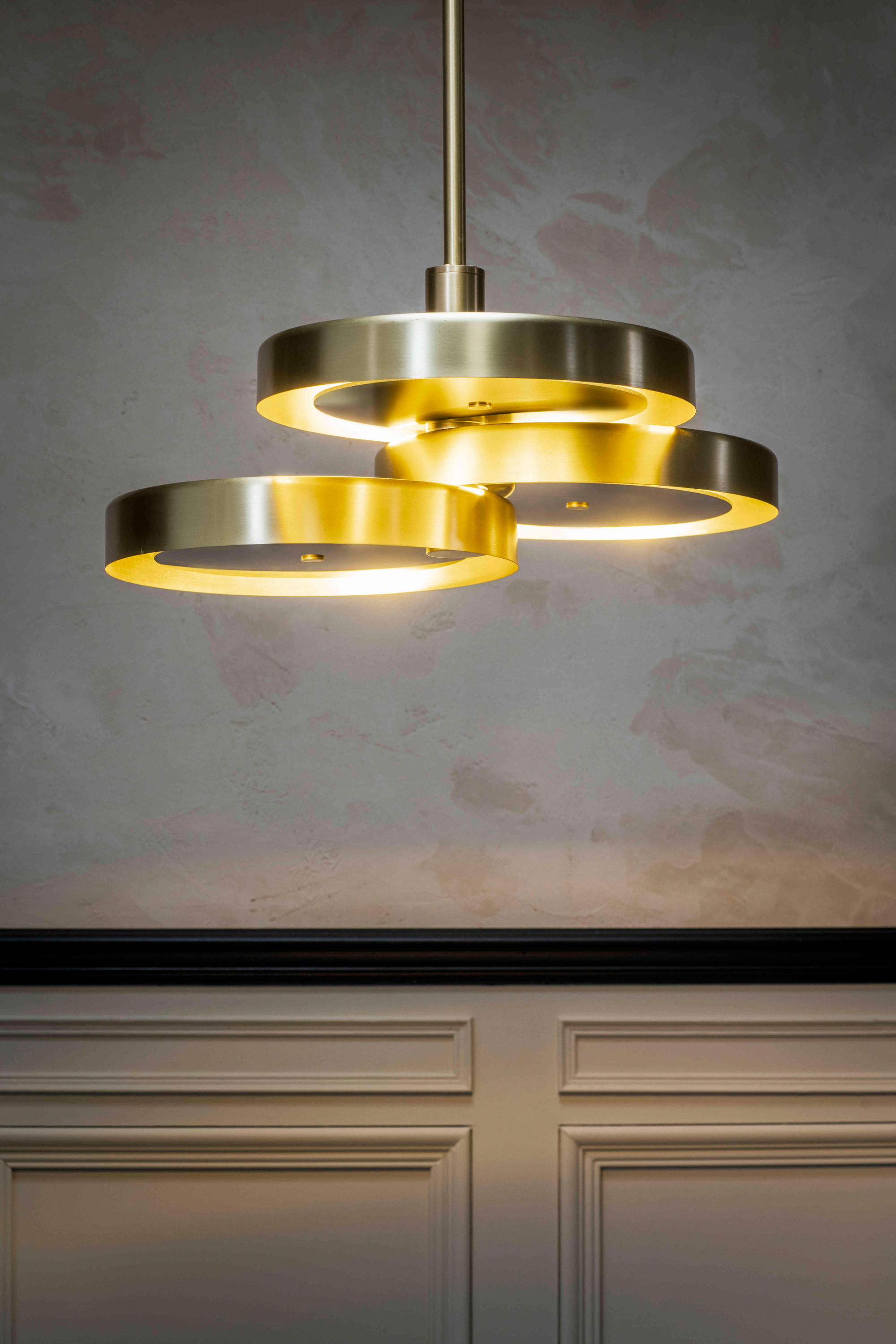 Triarc chandelier general lighting from bert frank architonic triarc chandelier by bert frank arubaitofo Image collections