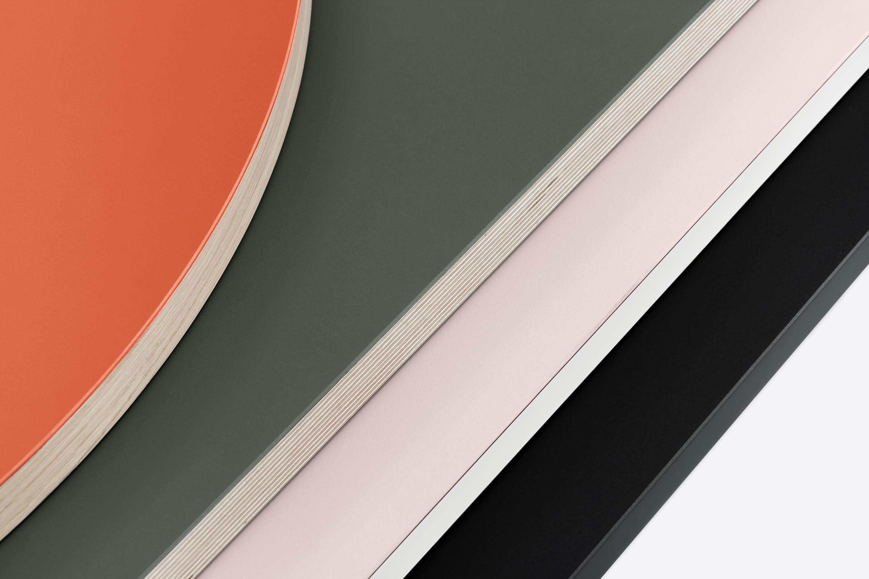 linoleumplatte multiplex massiv tischplatten von faust. Black Bedroom Furniture Sets. Home Design Ideas