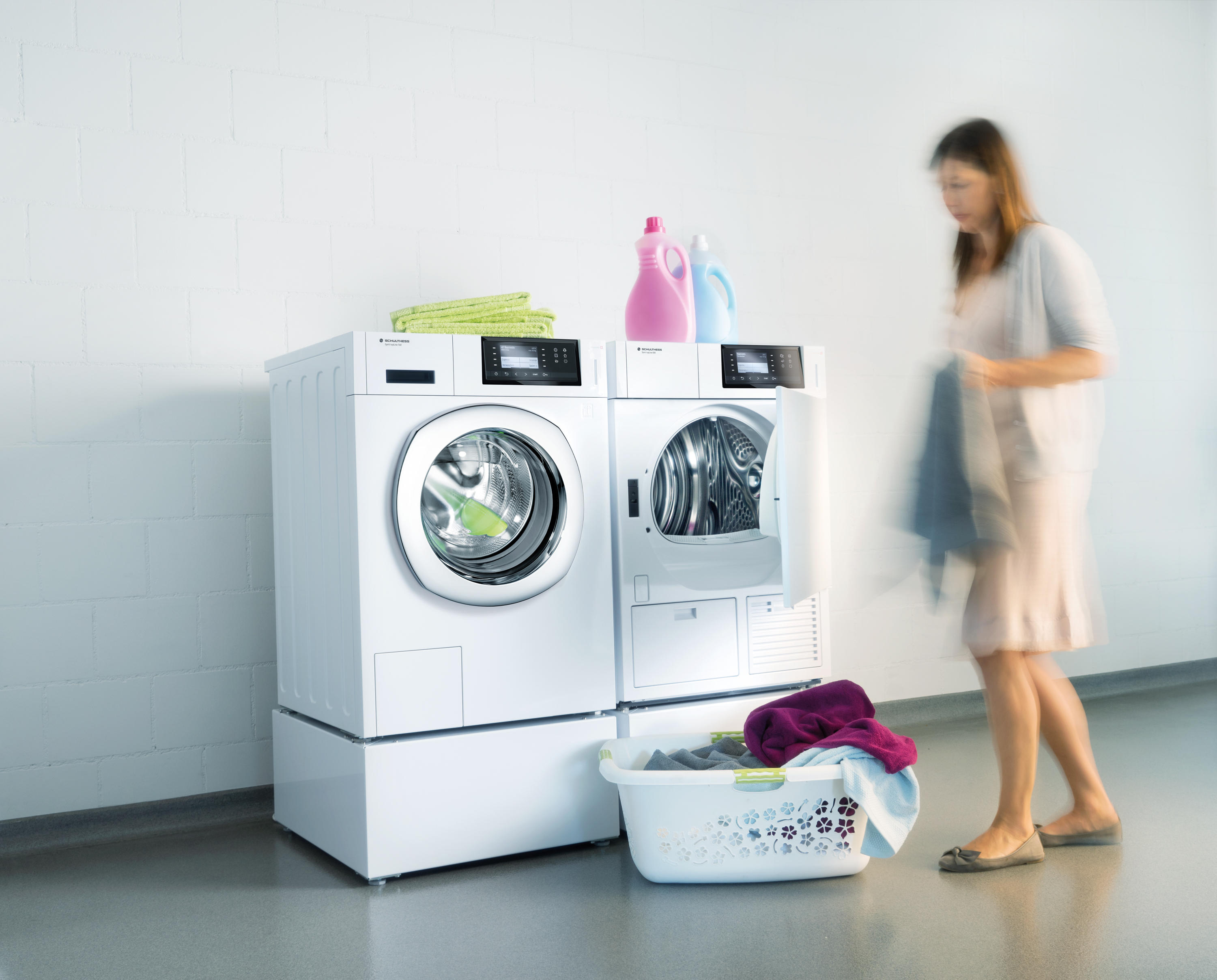 WASHING MACHINE SPIRIT TOPLINE 740 - Washing machines from ...