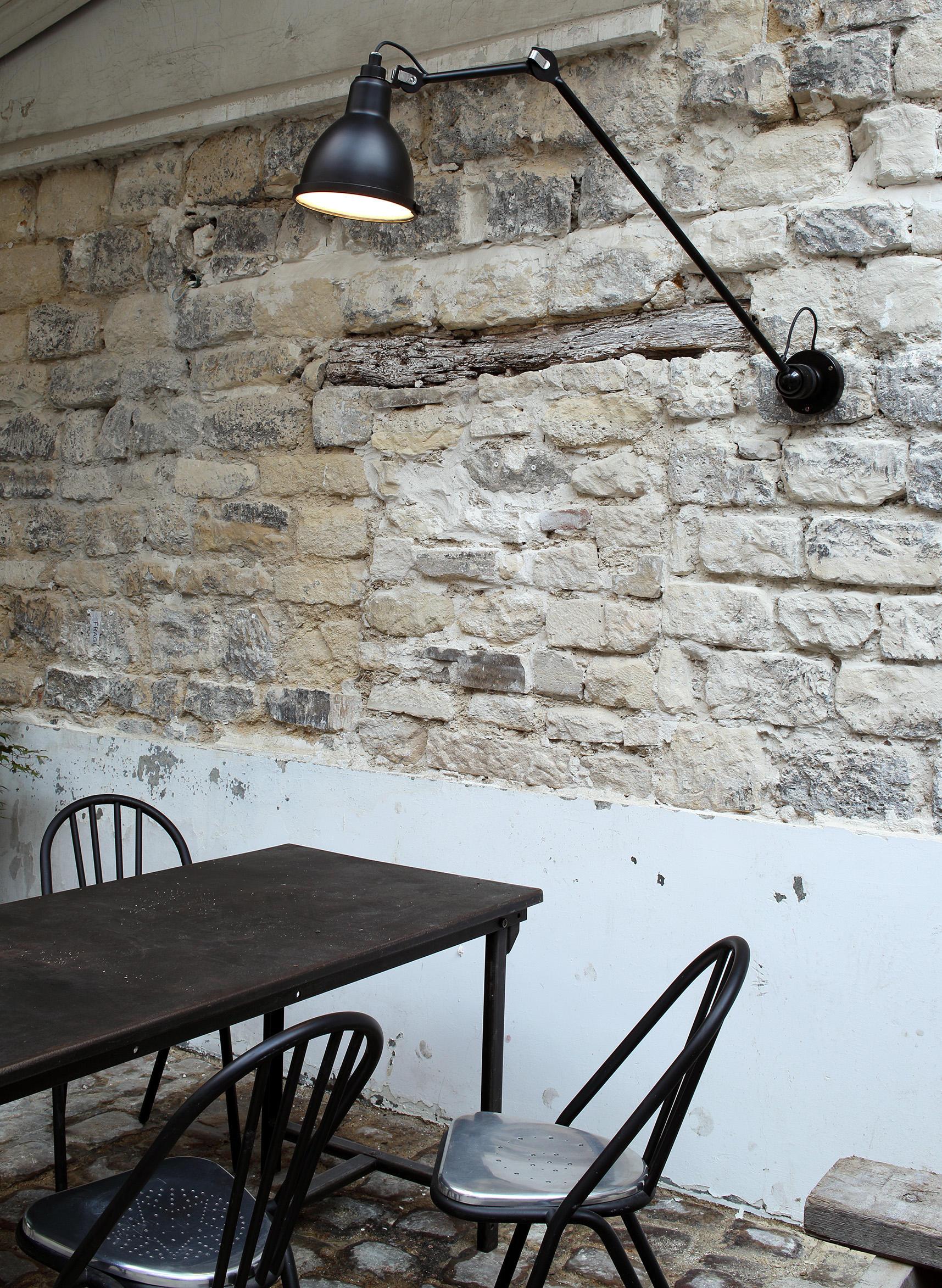 lampe gras xl outdoor sea n 304 black general. Black Bedroom Furniture Sets. Home Design Ideas
