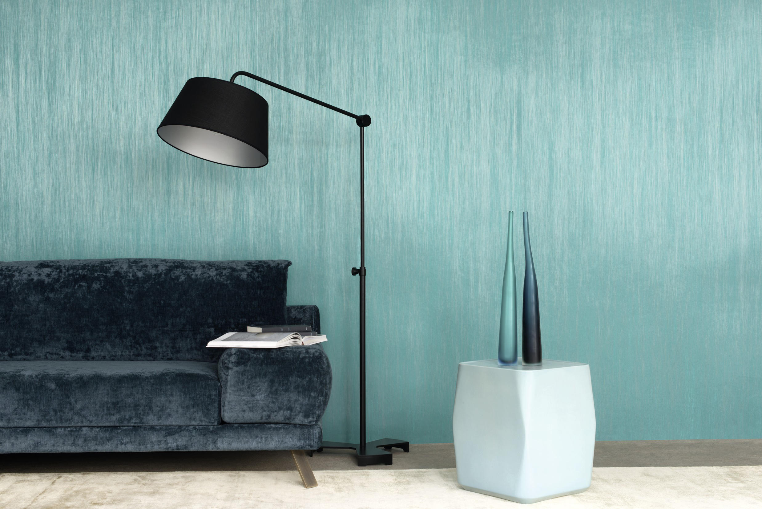 MATT TEXTURE RM 606 01 - Wall coverings / wallpapers from Elitis ...