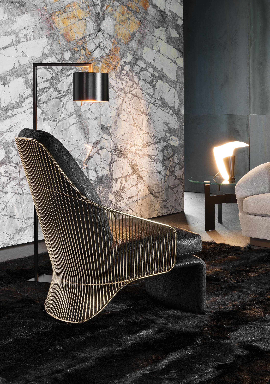colette armchair loungesessel von minotti architonic. Black Bedroom Furniture Sets. Home Design Ideas