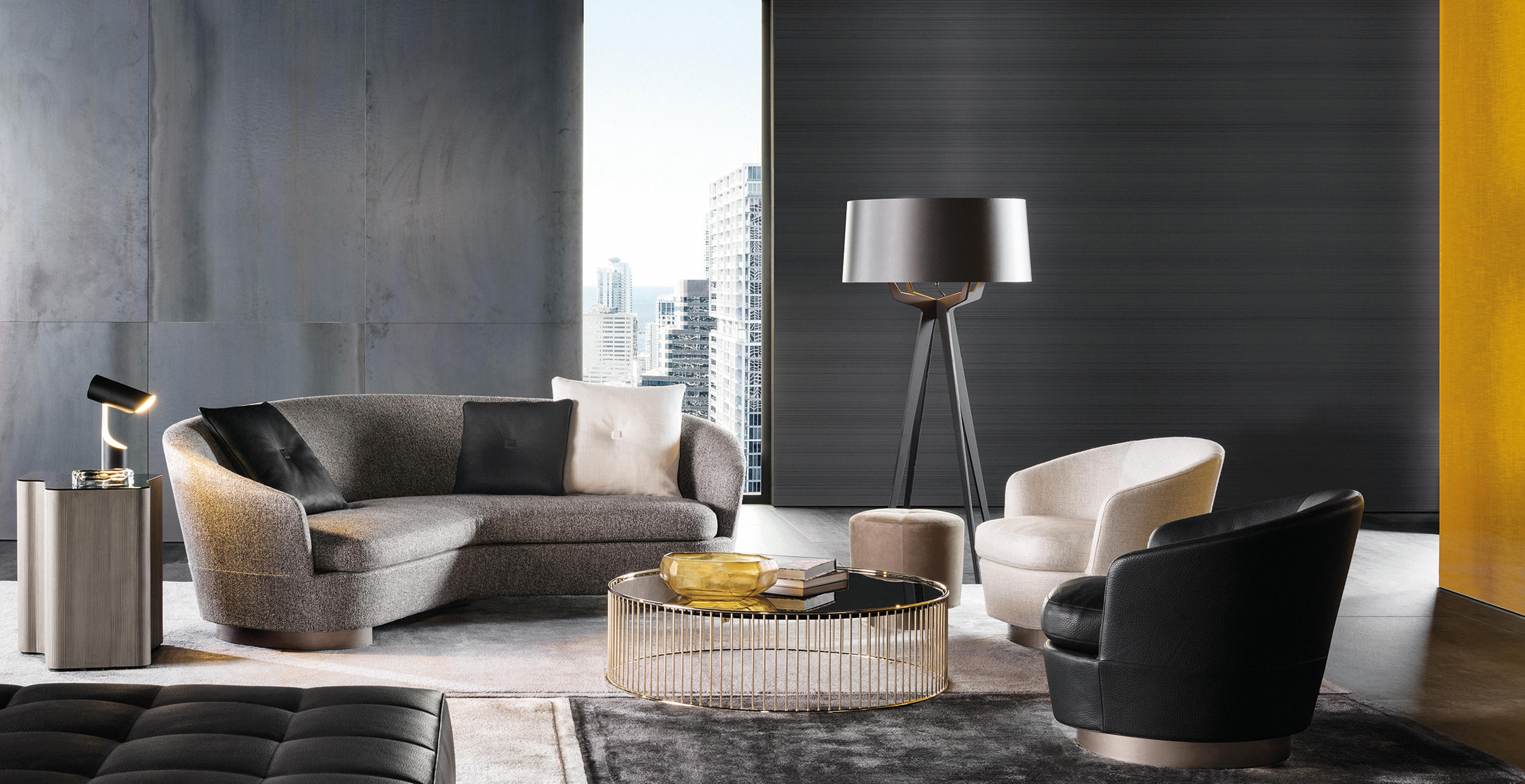 Jacques Armchair Armchairs From Minotti Architonic