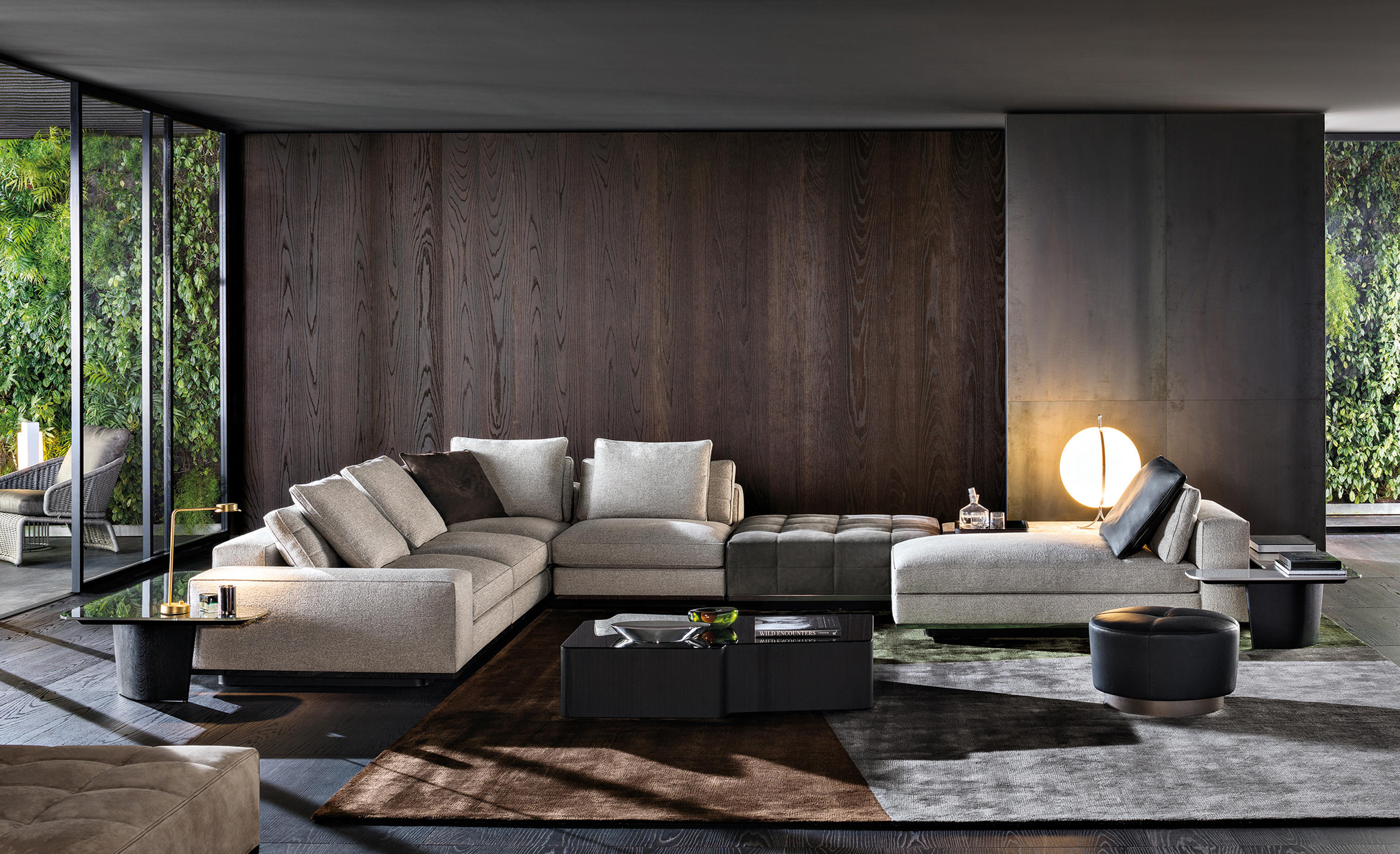 Lawrence Seating System by Minotti  Lawrence Seating System by Minotti ...