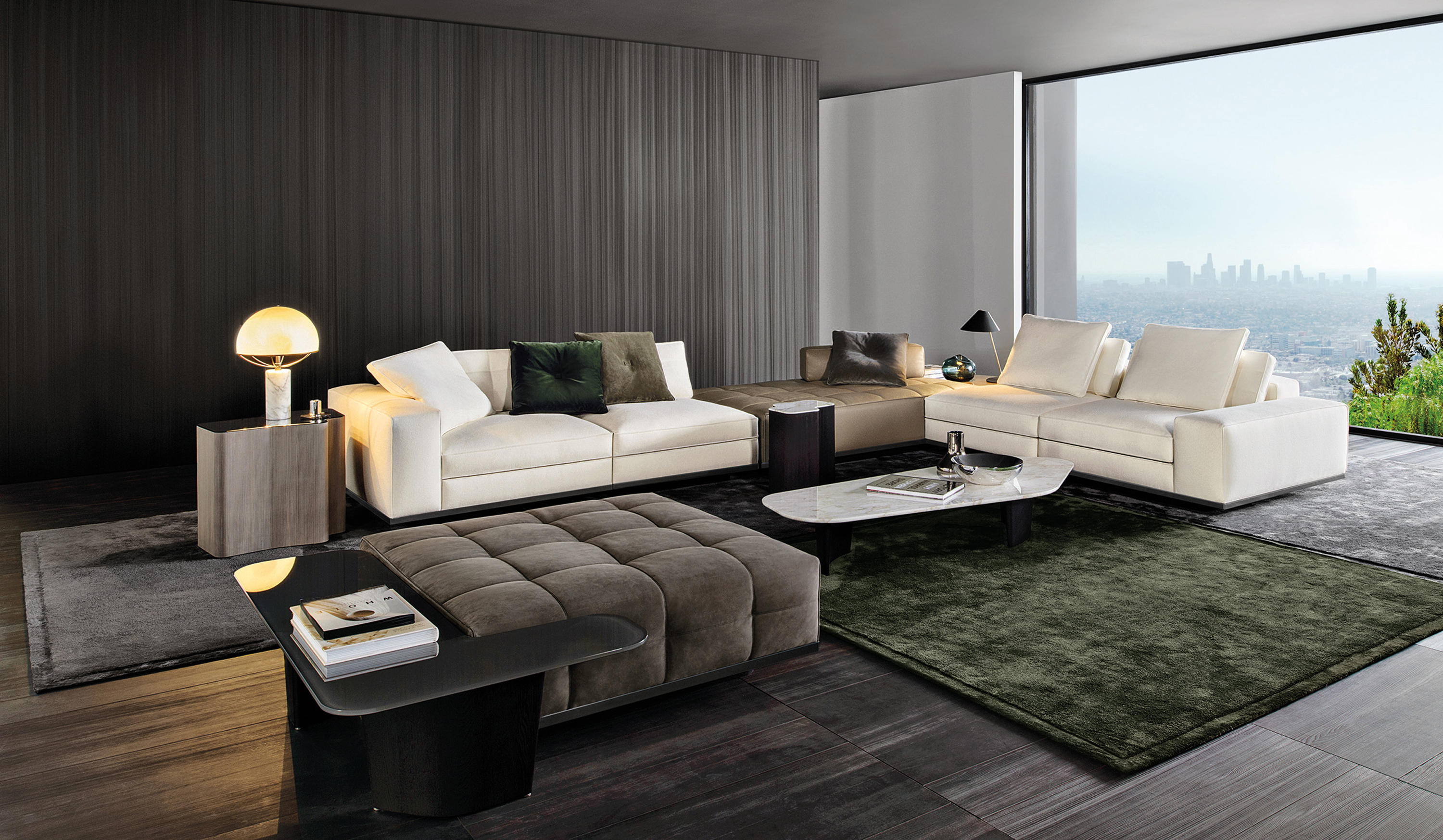 Lawrence Seating System Sofas Von Minotti Architonic