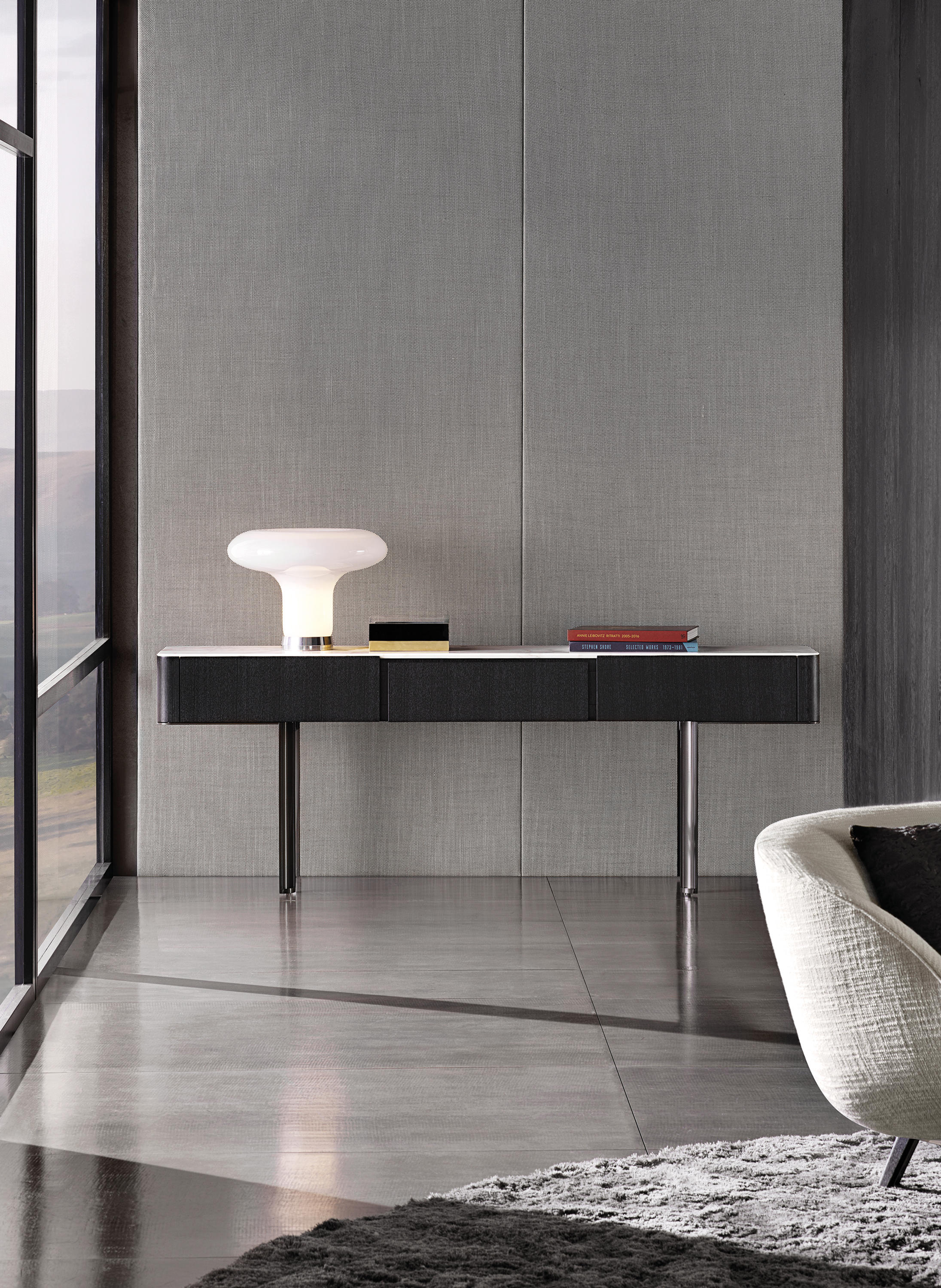 Lou Coffee Table Side Tables From Minotti Architonic