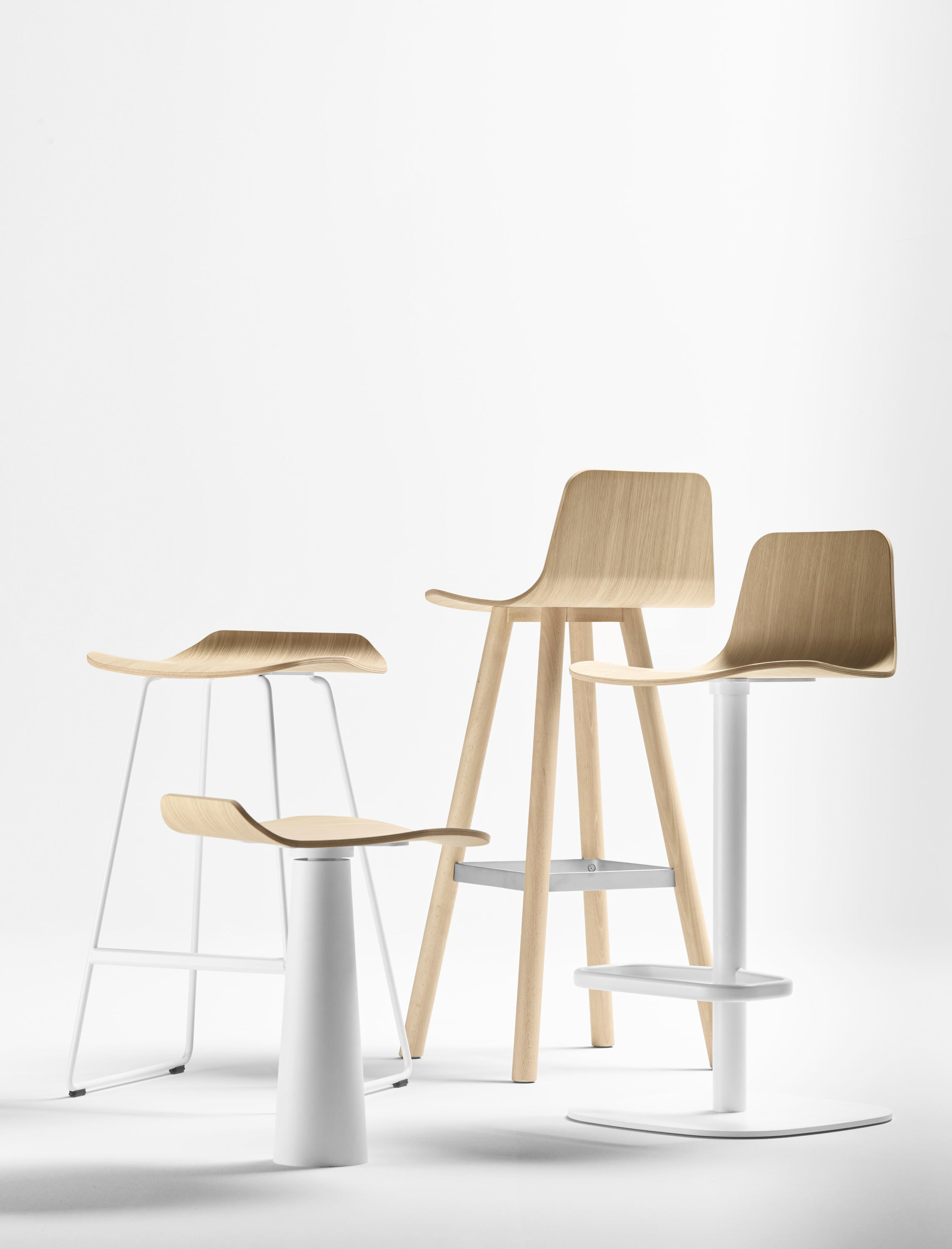 Set Bar Stools From Sellex Architonic # Muebles Bop Concept