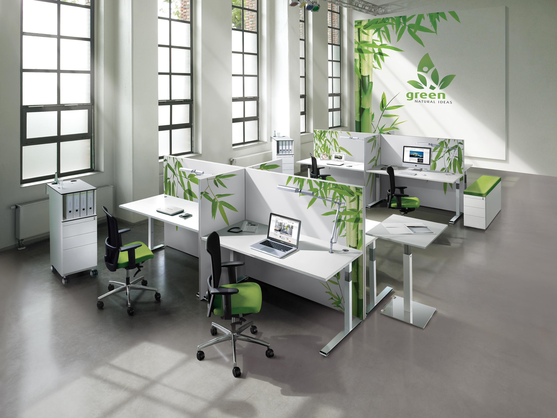 cegano schreibtisch t 4000 individual desks from c p m belsysteme architonic. Black Bedroom Furniture Sets. Home Design Ideas