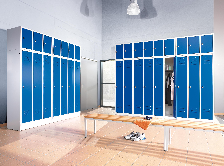 classic spind s 2000 kleiderspinde schliessf cher von c p m belsysteme architonic. Black Bedroom Furniture Sets. Home Design Ideas