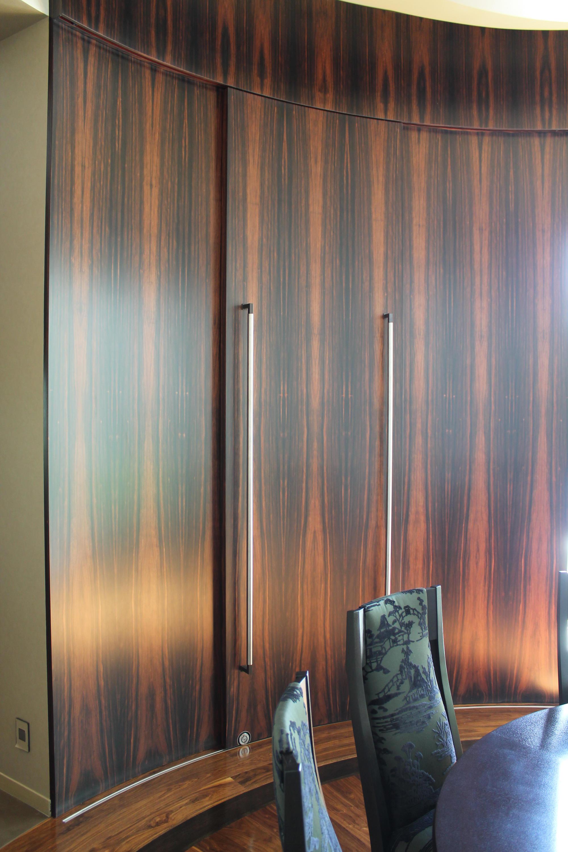 SPECIALTY DOORS - CURVED WOOD DOORS - Internal doors from Bartels ...