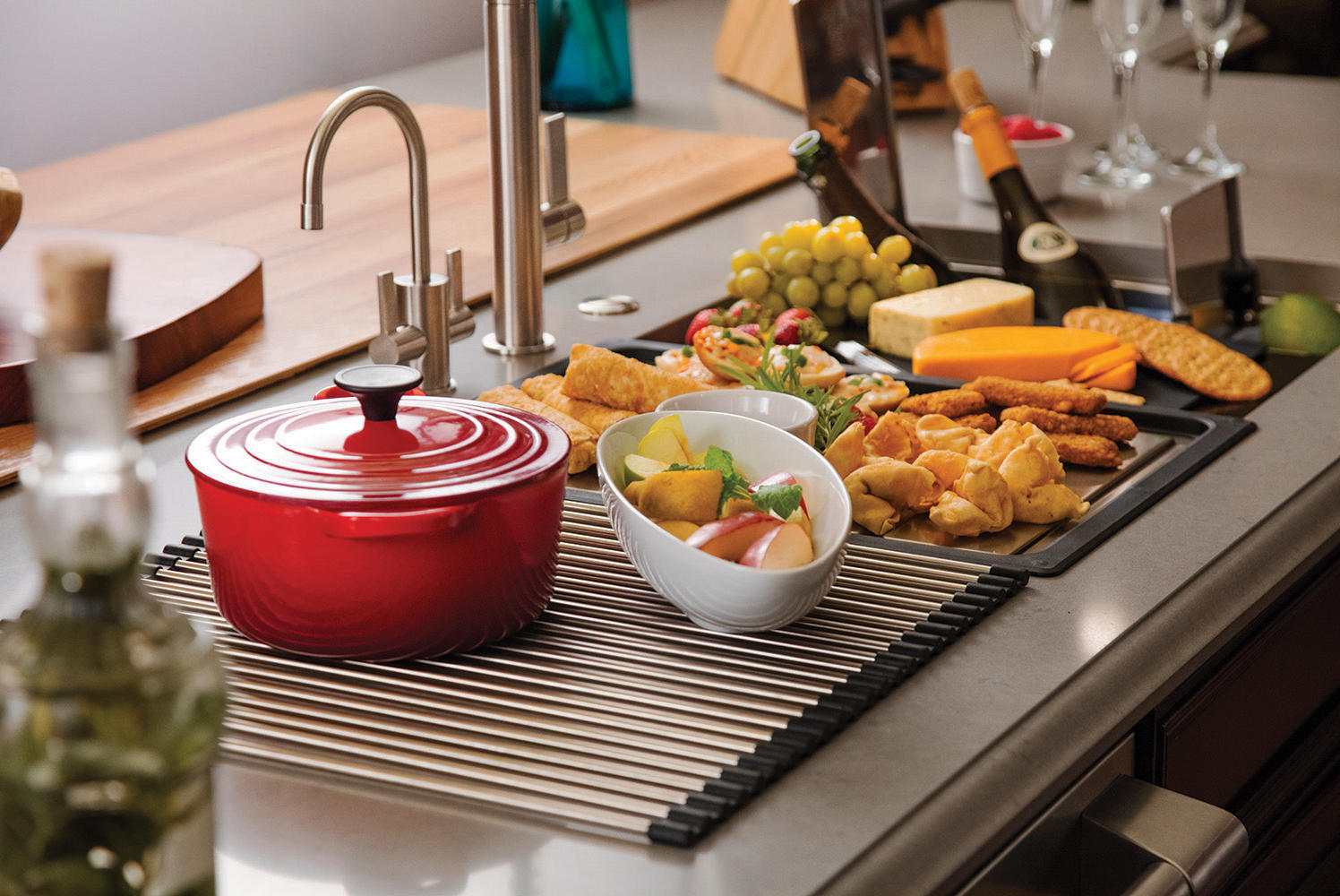 Cold water only steel robinetterie de cuisine de - Robinetterie cuisine franke prix ...