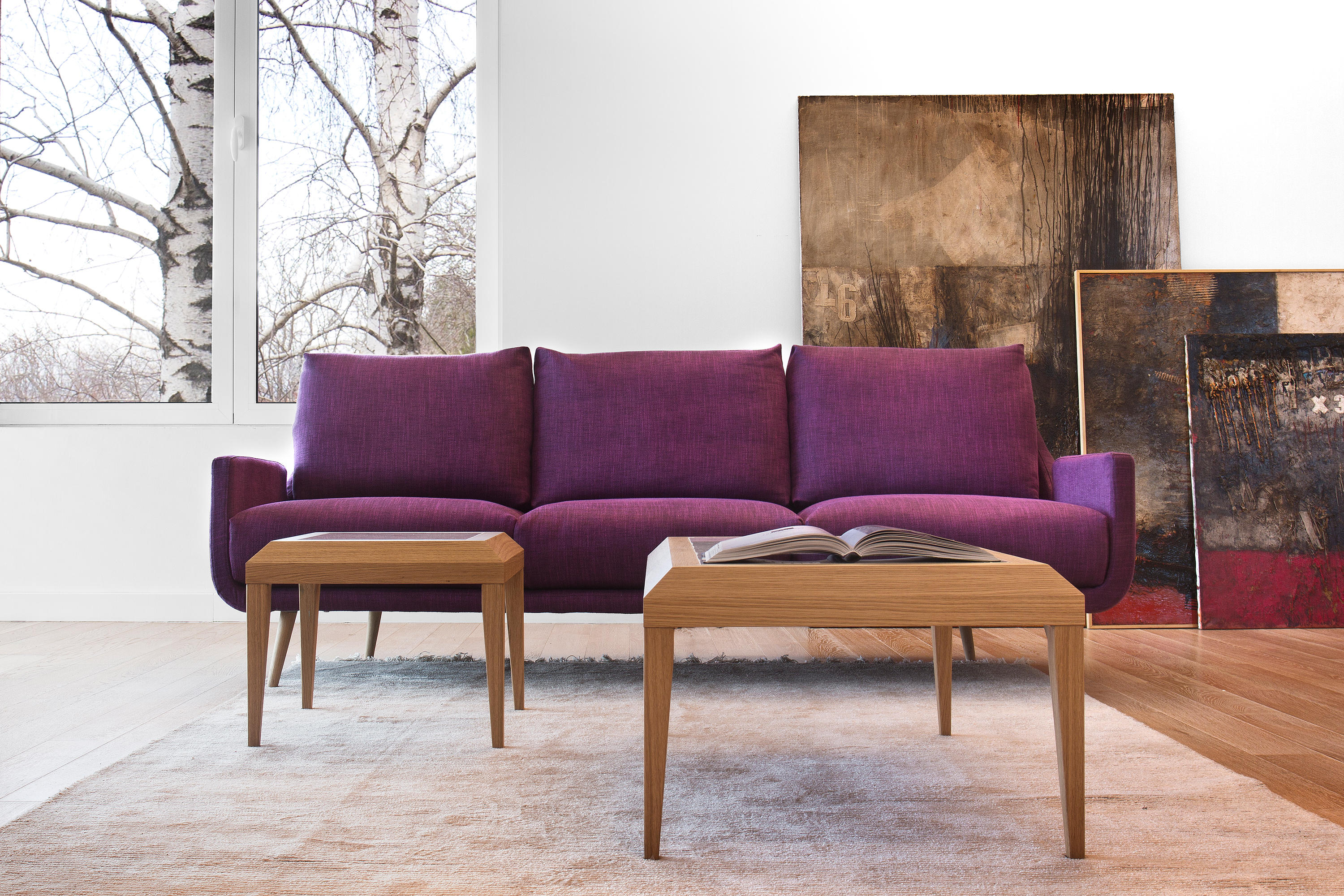 LINE - Coffee tables from MOYA   Architonic