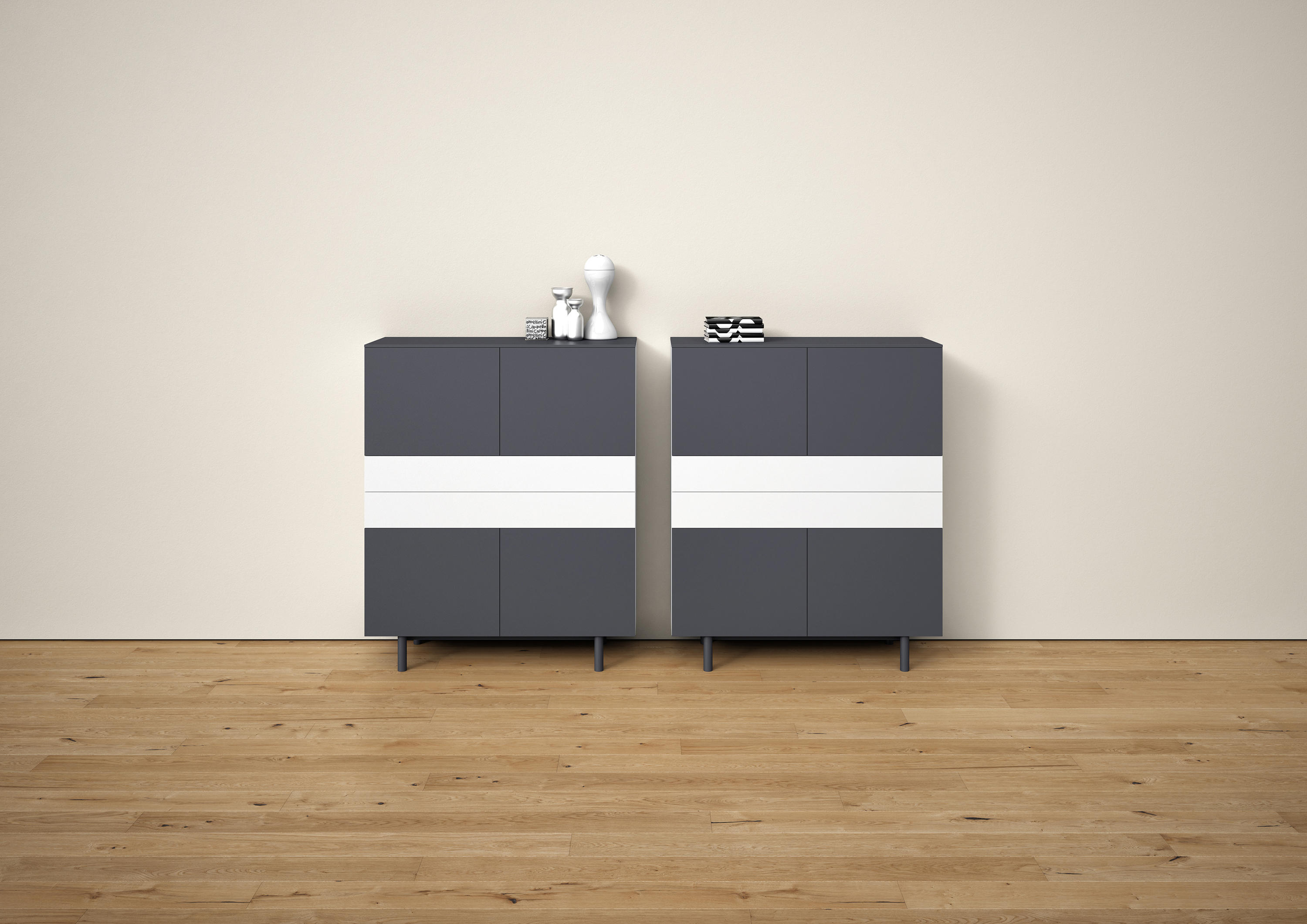 easy sideboards from cappellini architonic. Black Bedroom Furniture Sets. Home Design Ideas