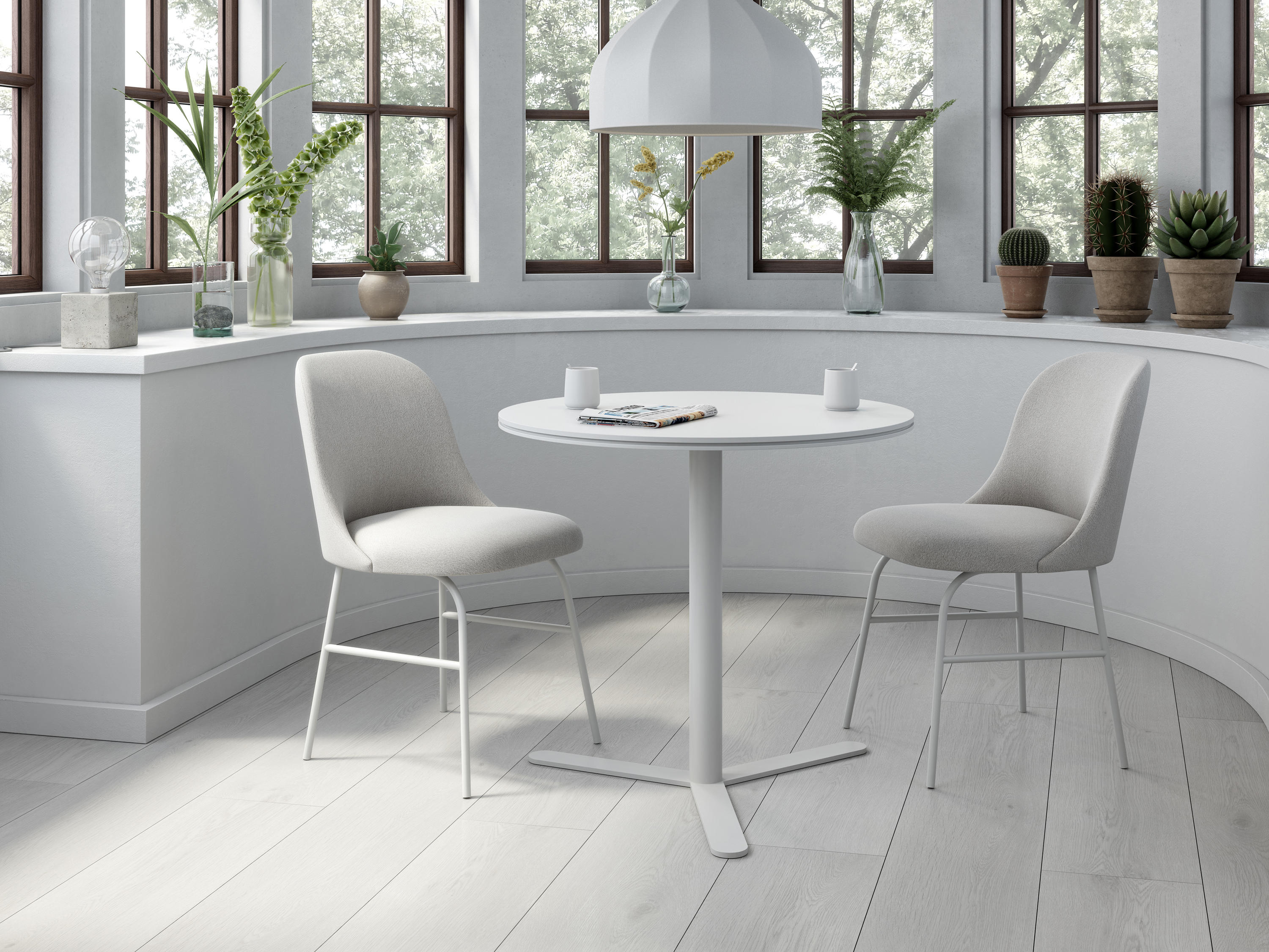 Aleta Chair Chairs From Viccarbe Architonic