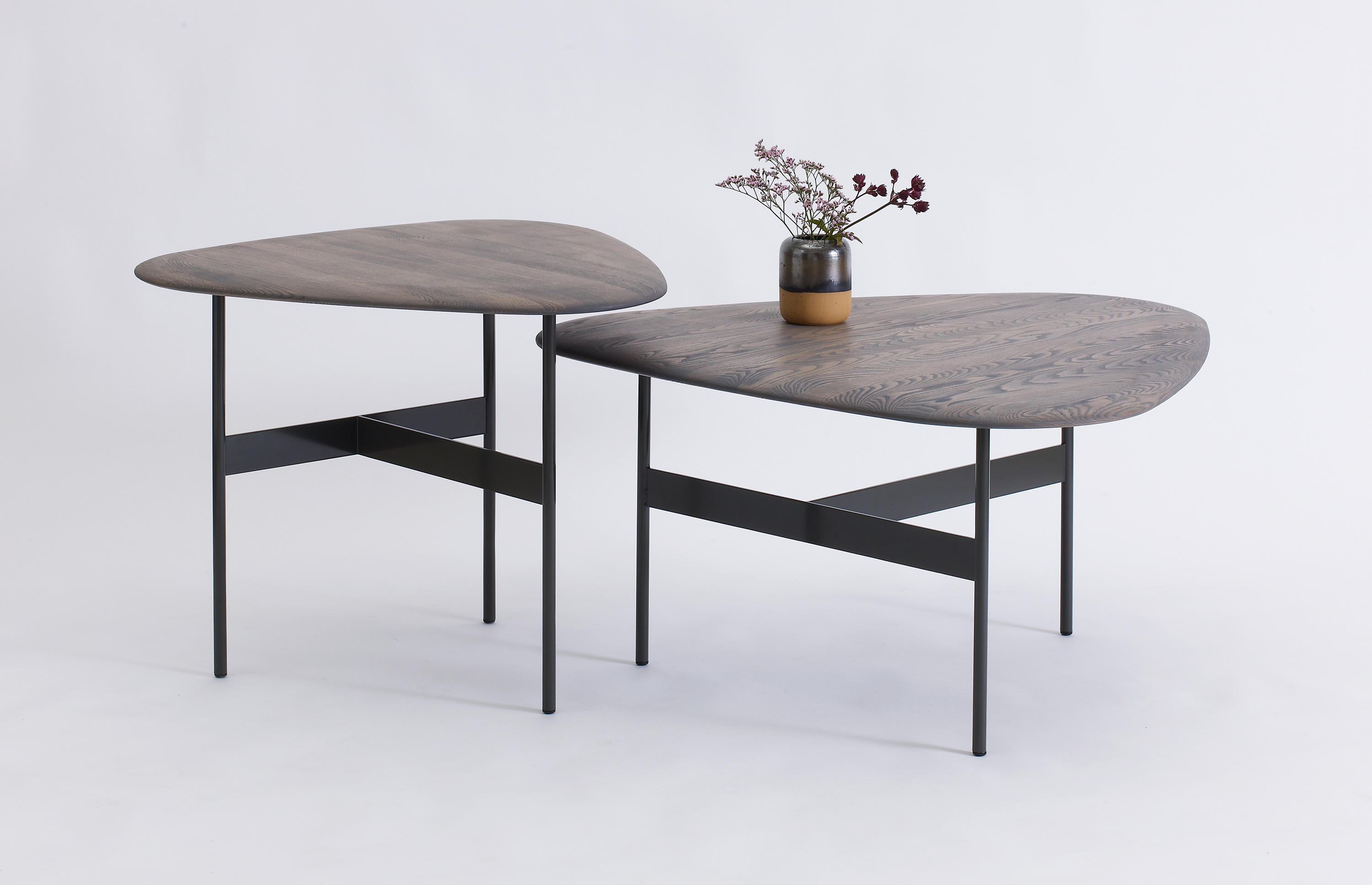 Plectra high sofa table side tables from asplund for Sofa table higher than sofa