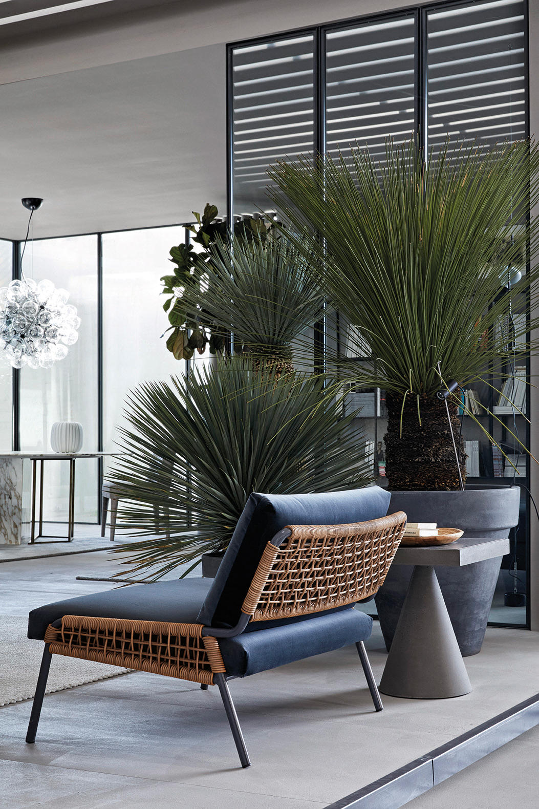 Gentil ... Blend Zoe Armchair By Meridiani ...