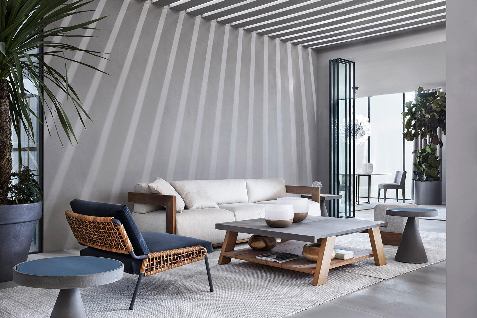 Blend Zoe Armchair Armchairs From Meridiani Architonic