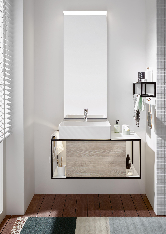 junit vasque poser en c ramique avec meuble sous vasque meubles sous lavabo de burgbad. Black Bedroom Furniture Sets. Home Design Ideas