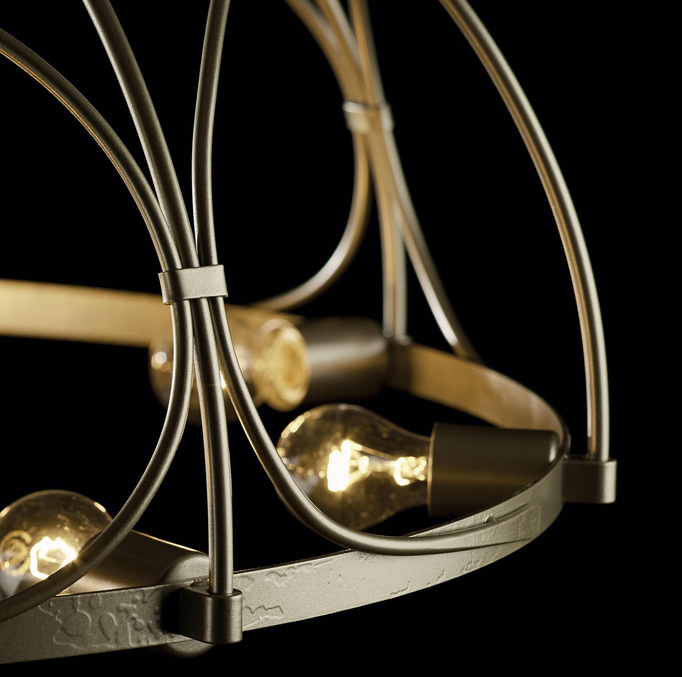Arbor chandelier chandeliers from hubbardton forge architonic arbor chandelier by hubbardton forge aloadofball Choice Image